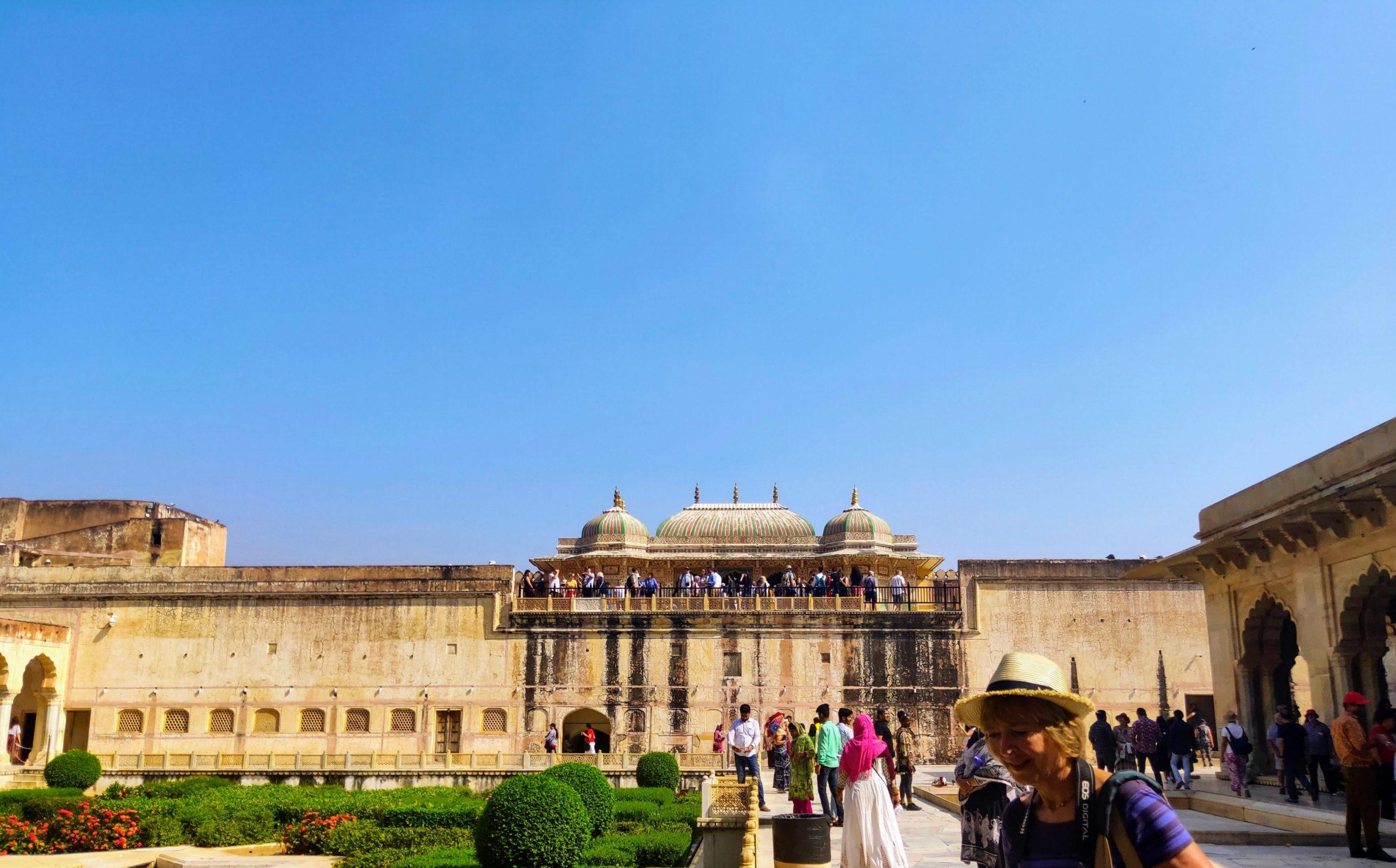 Amer Fort in Rajasthan Exploration