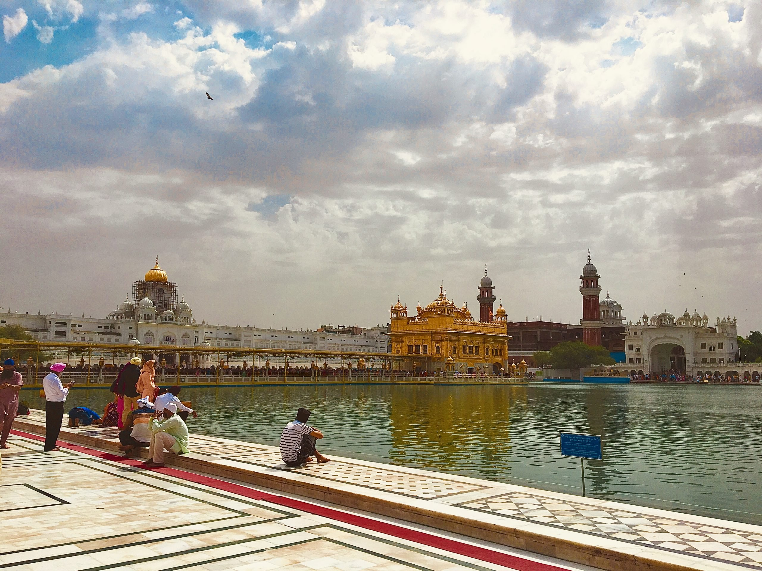 An Overview of Golden Temple in Amritsar