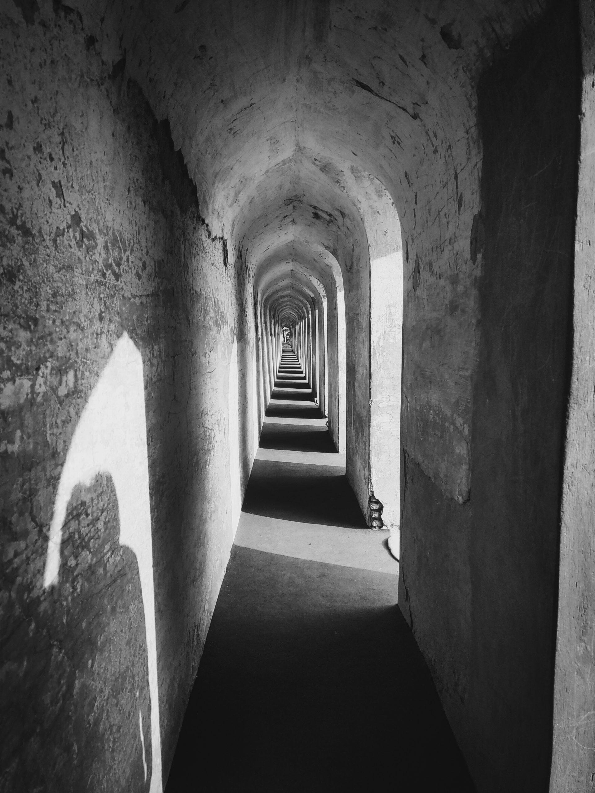 Archways at Bara Imambara