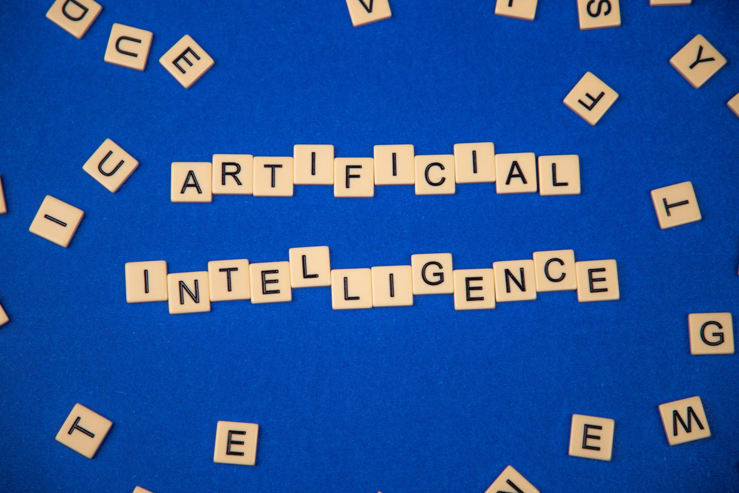 Artificial intelligence on scrabble