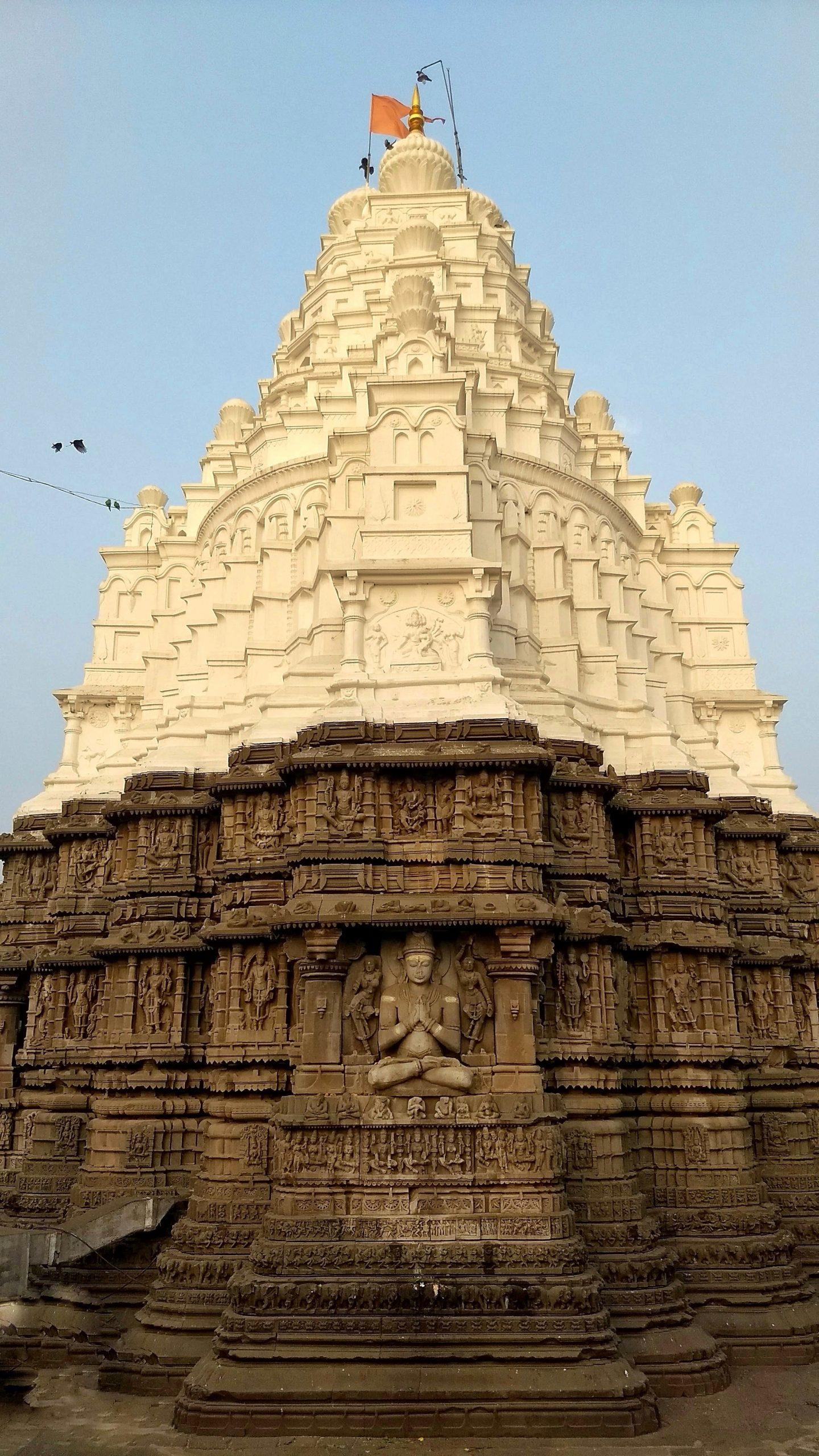 Aundha Nagnath Temple in Hingoli, India