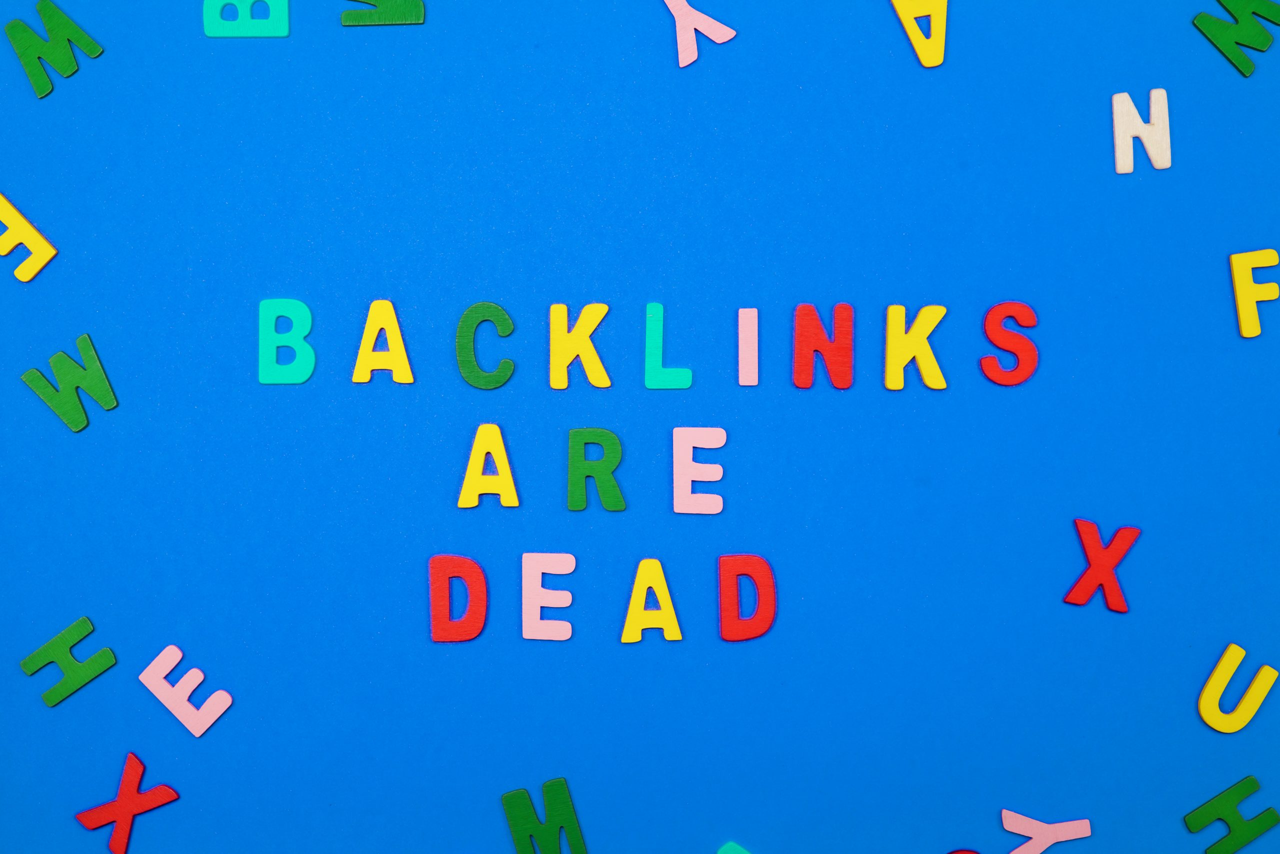 Backlinks Are Dead