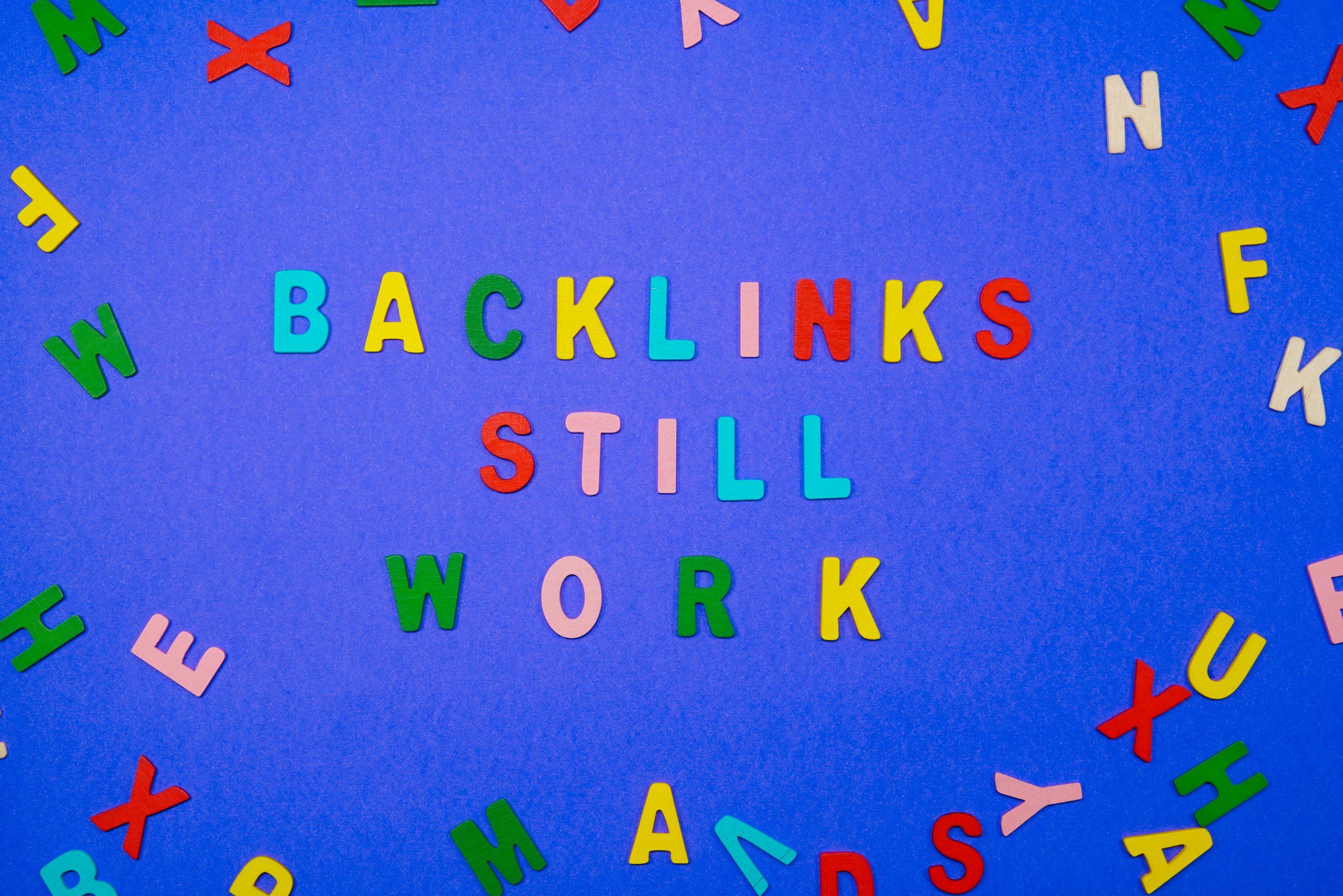 Backlinks Still Work