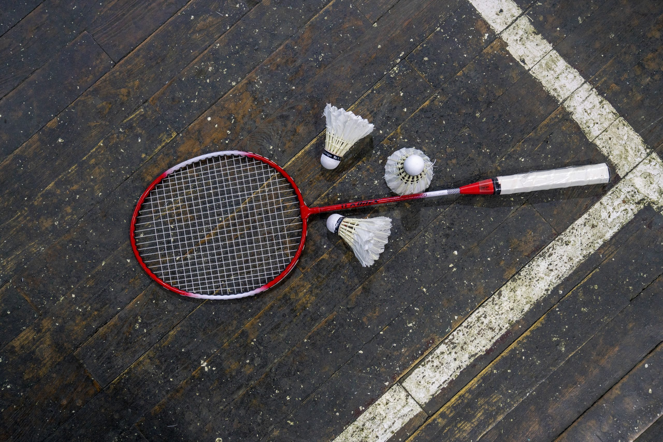 Badminton sports