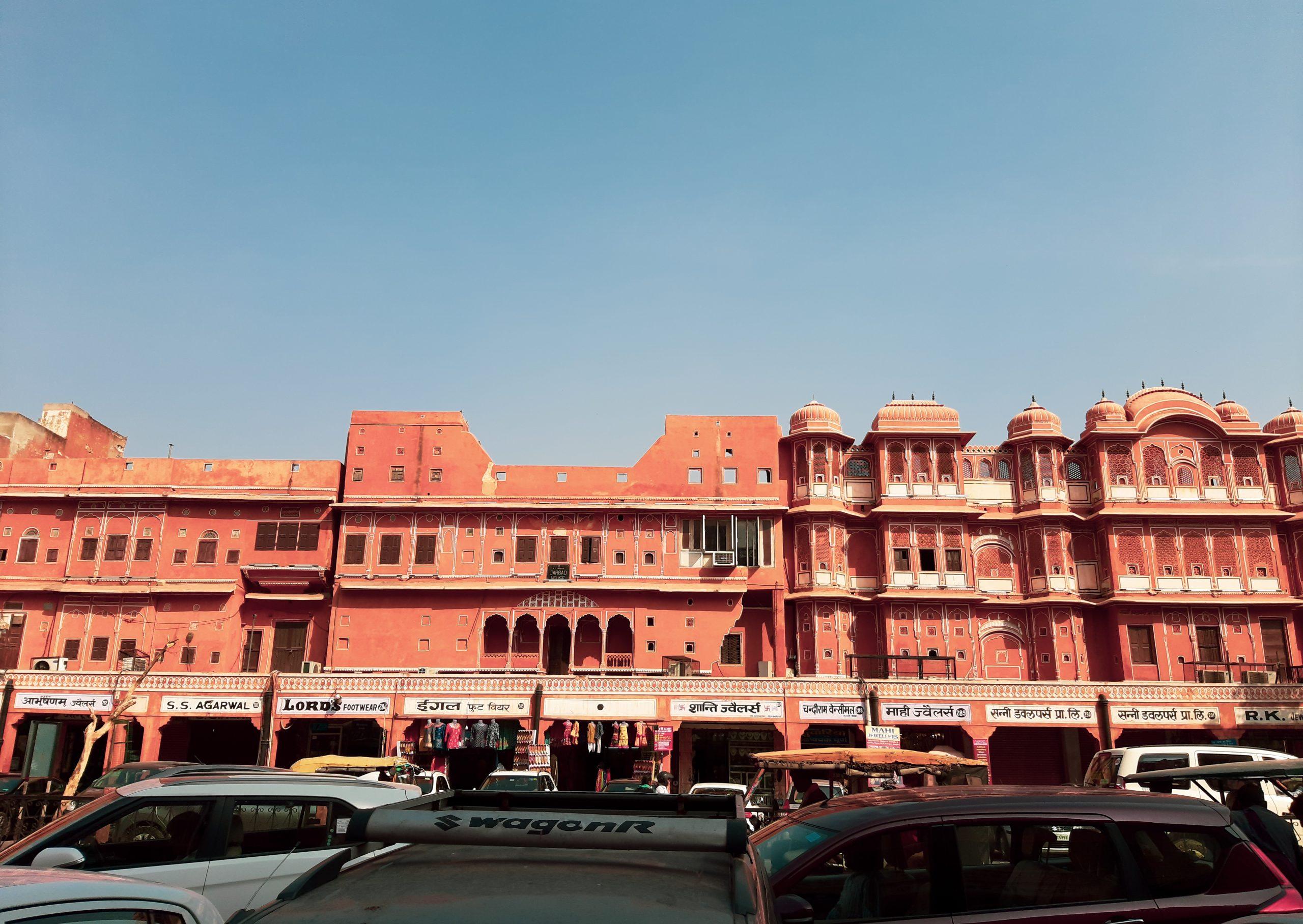 Bapu Bazaar of Jaipur