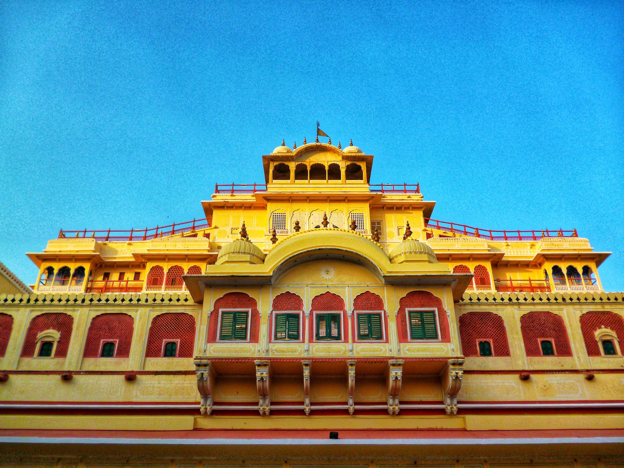 Beautiful Fort of Jaipur