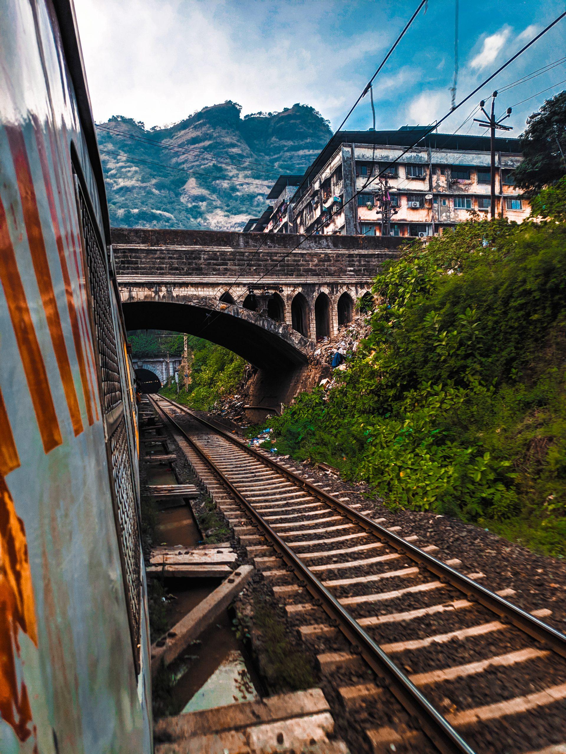 Beauty through Central Railway
