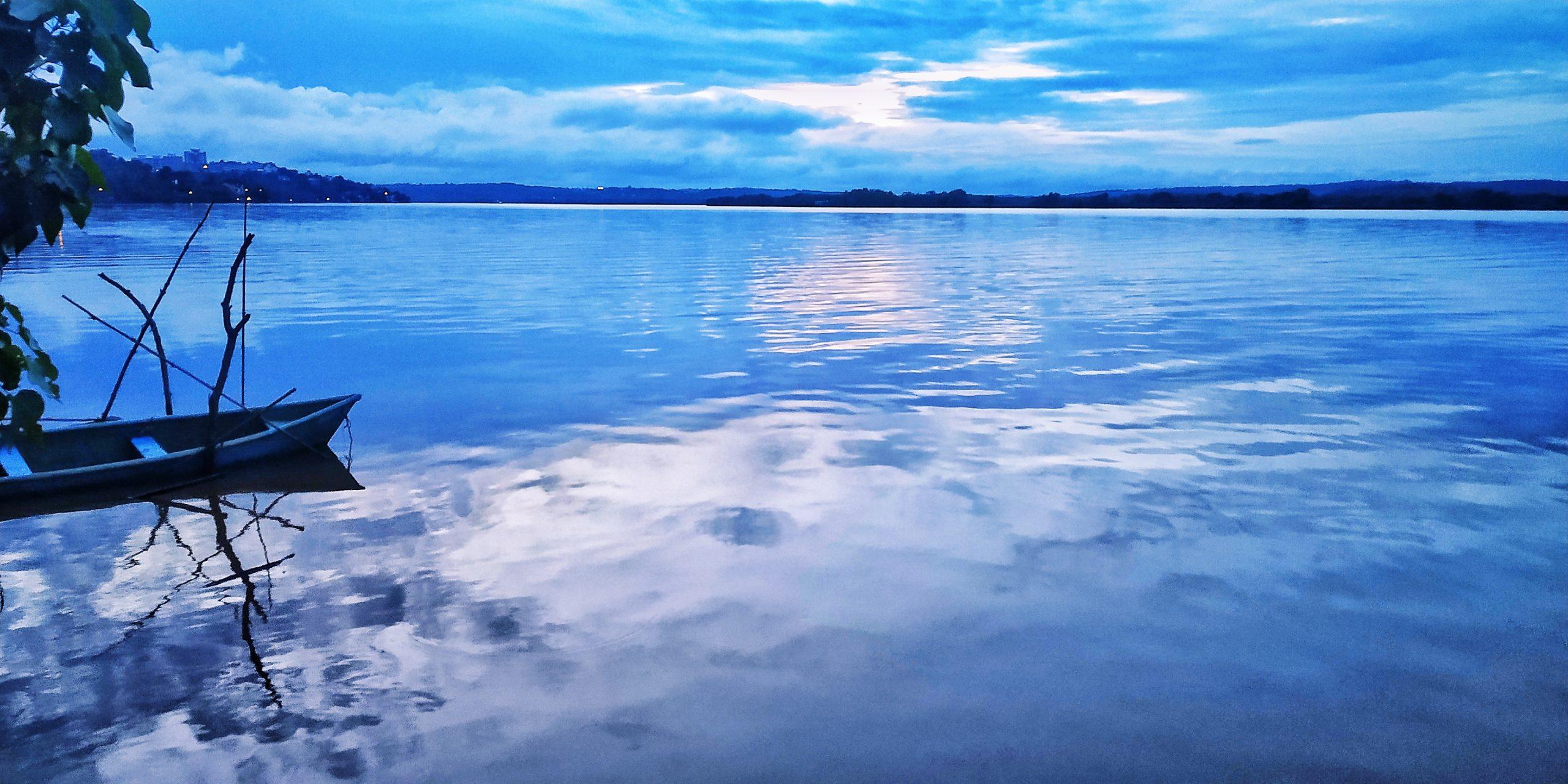 Blue River Landscape