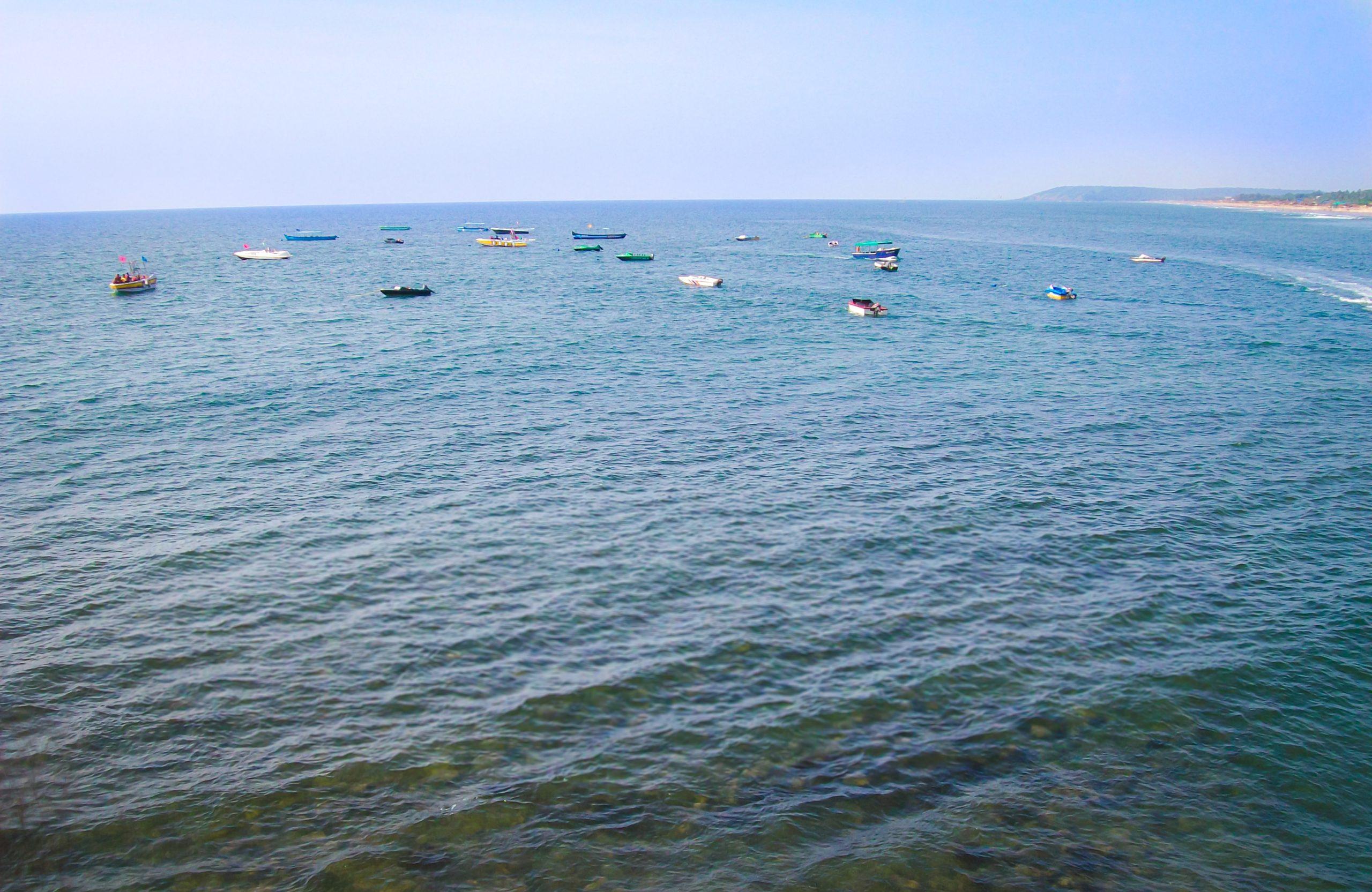 Boating in Goa