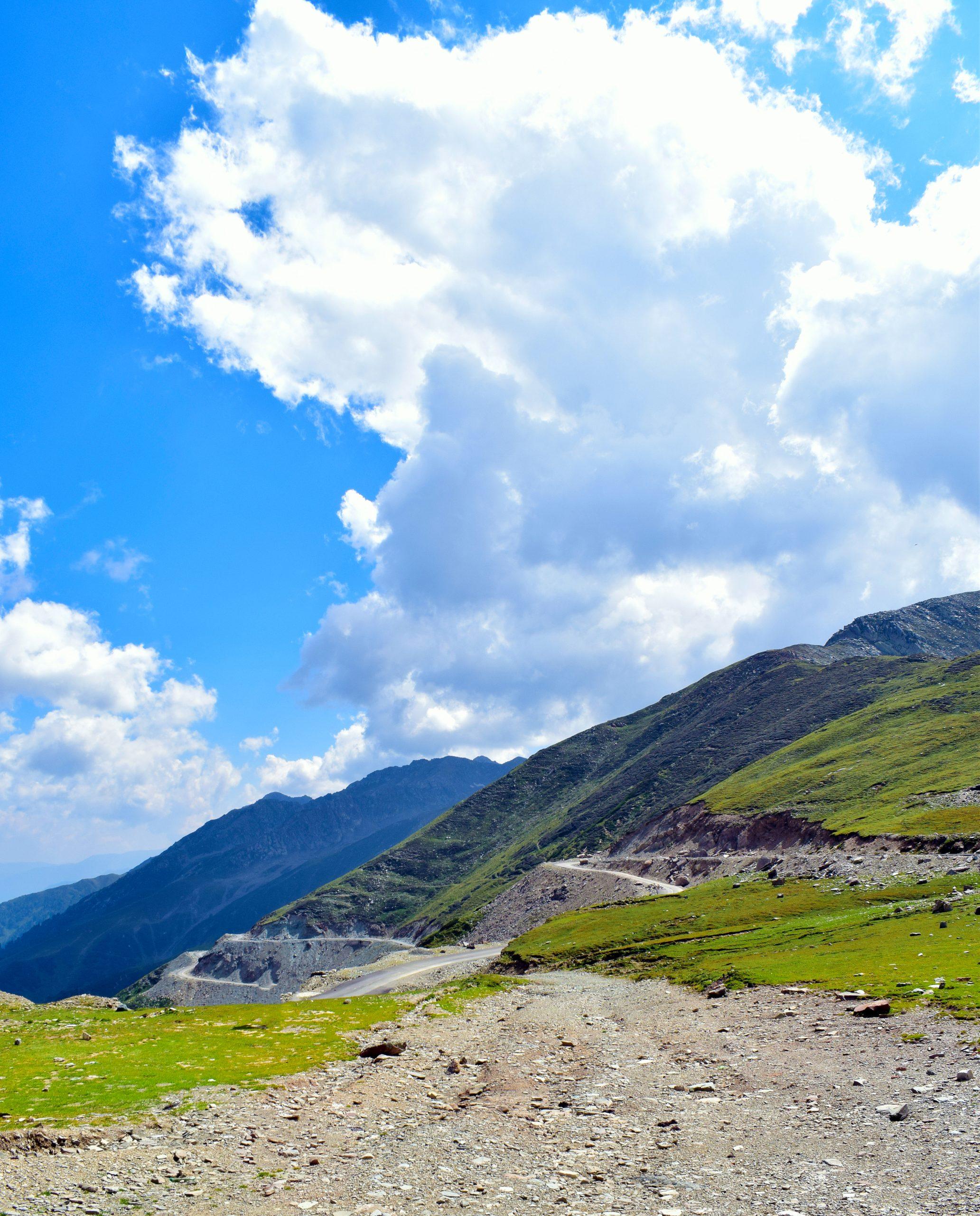 Sinthan Top Kashmir