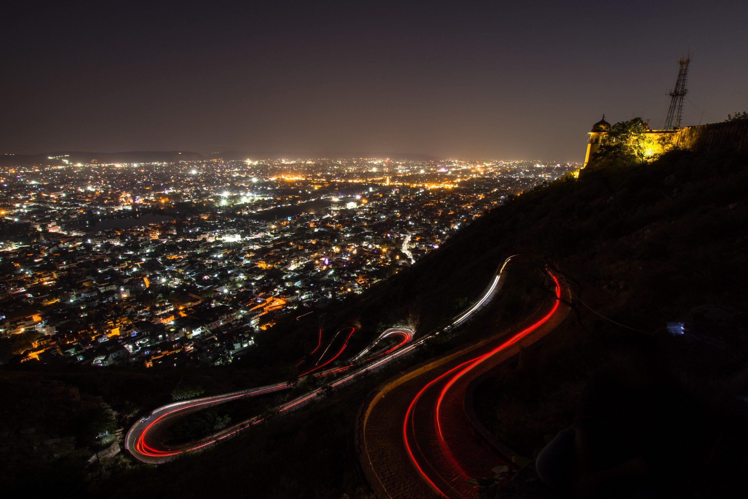 Bright City Lights