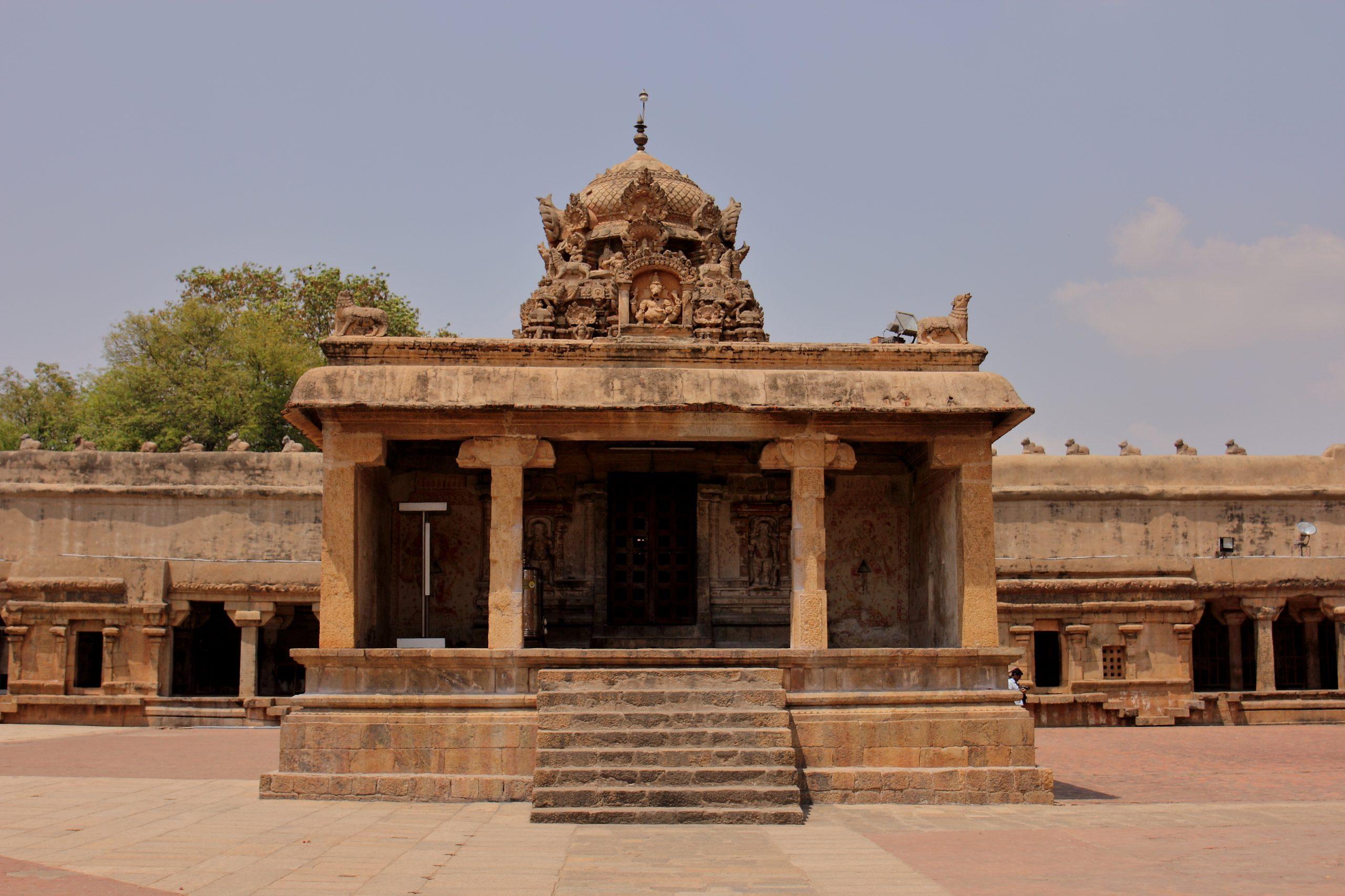 Brihadeeswara Temple, Tanjvur