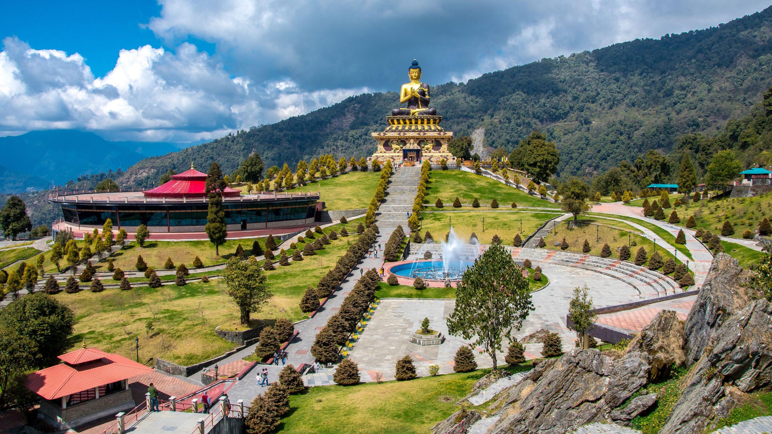 Buddha Park Ravangla, Sikkim