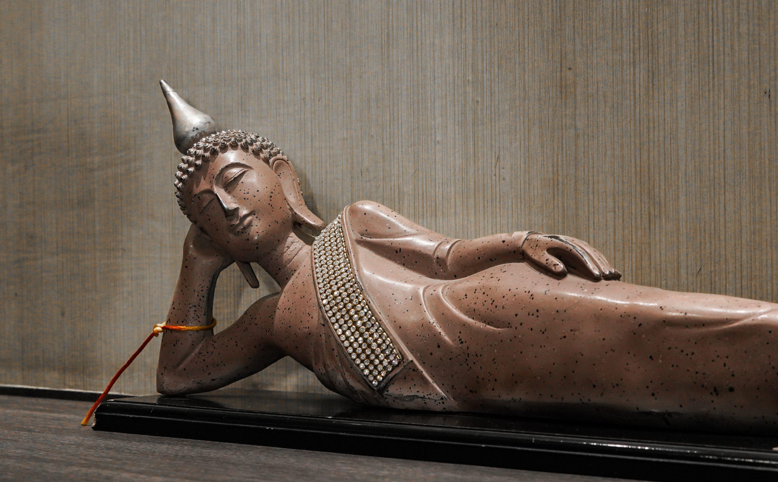 A statue of Lord Buddha