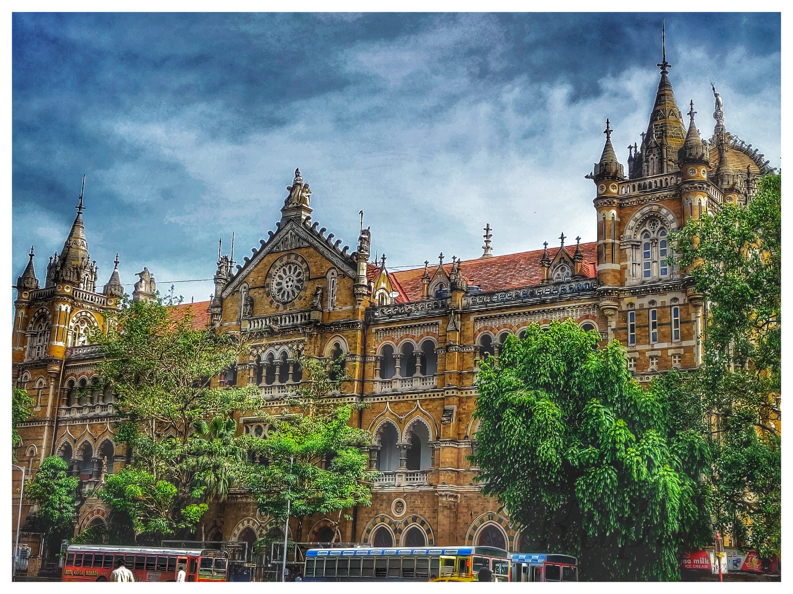 CSMT STATION
