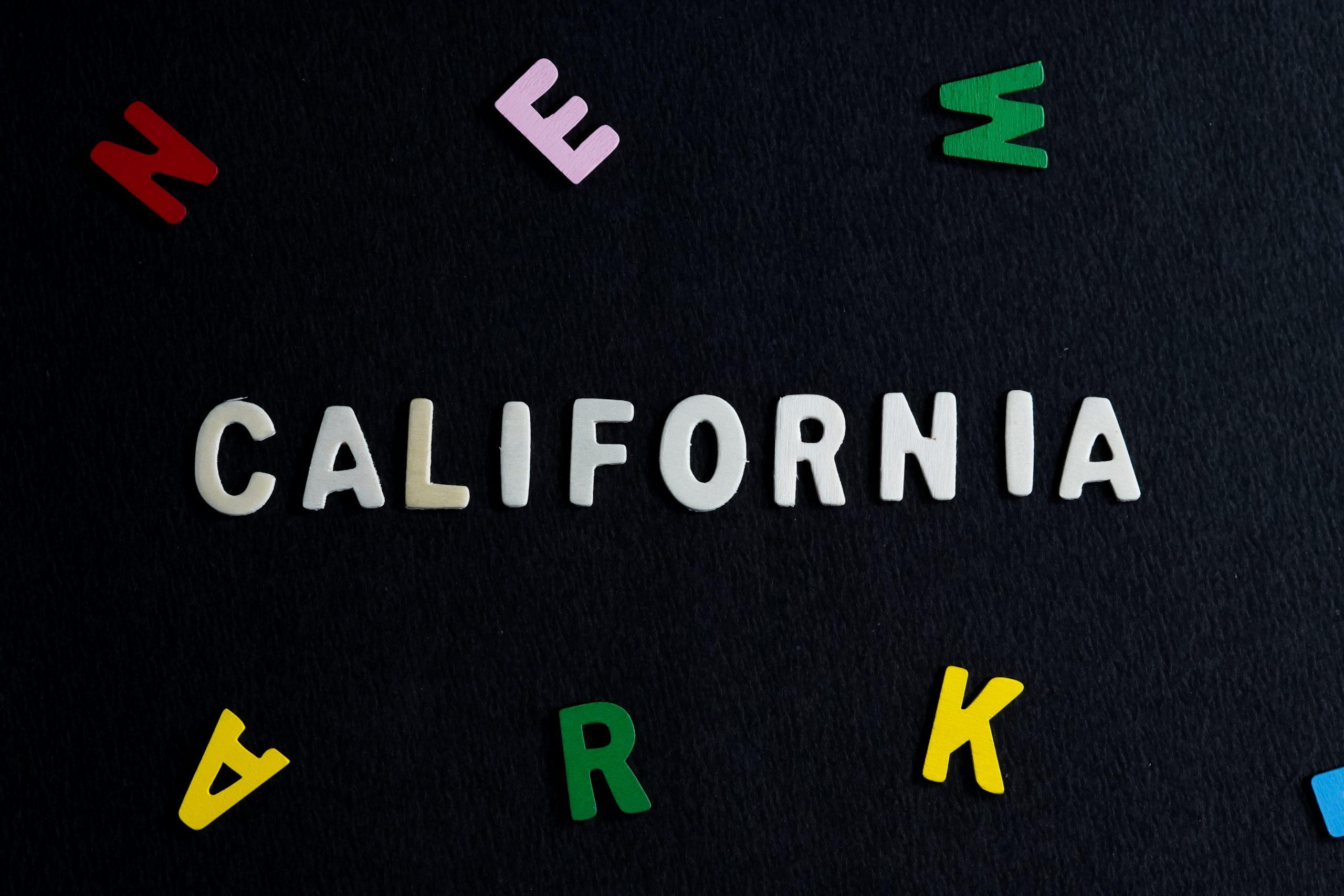 arrangement of letters