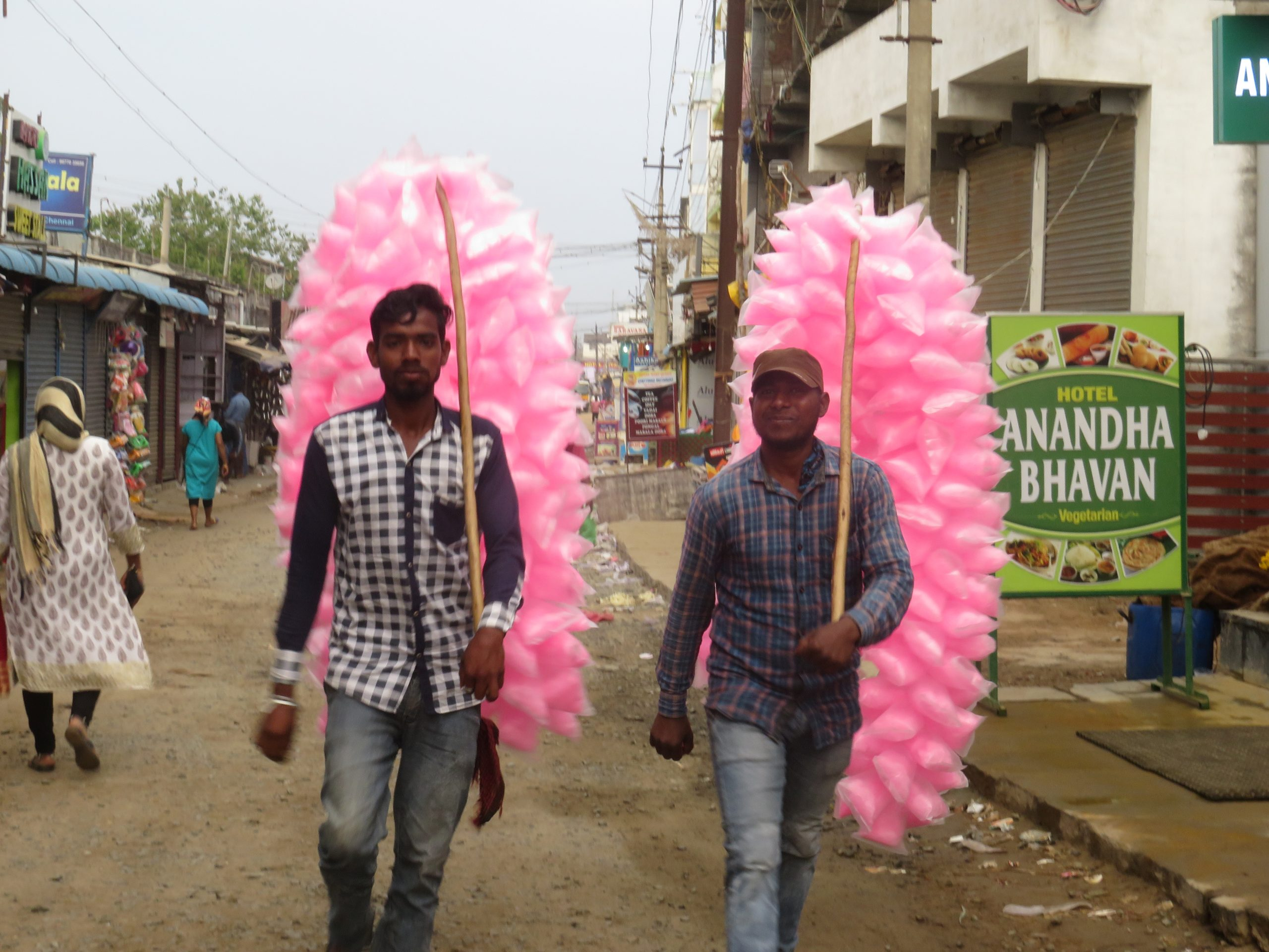 Candy floss Sellers