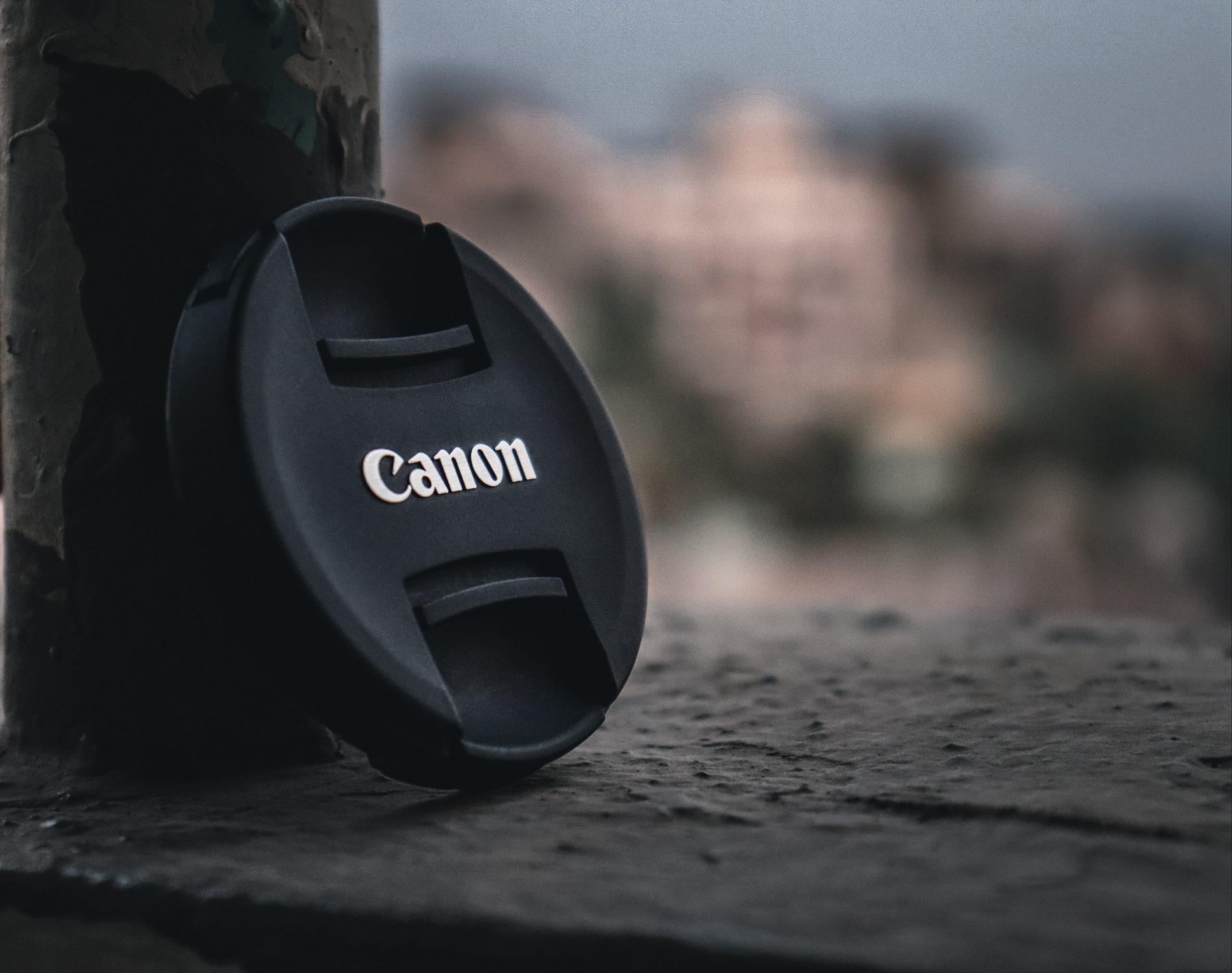 Canon Cap on Focus