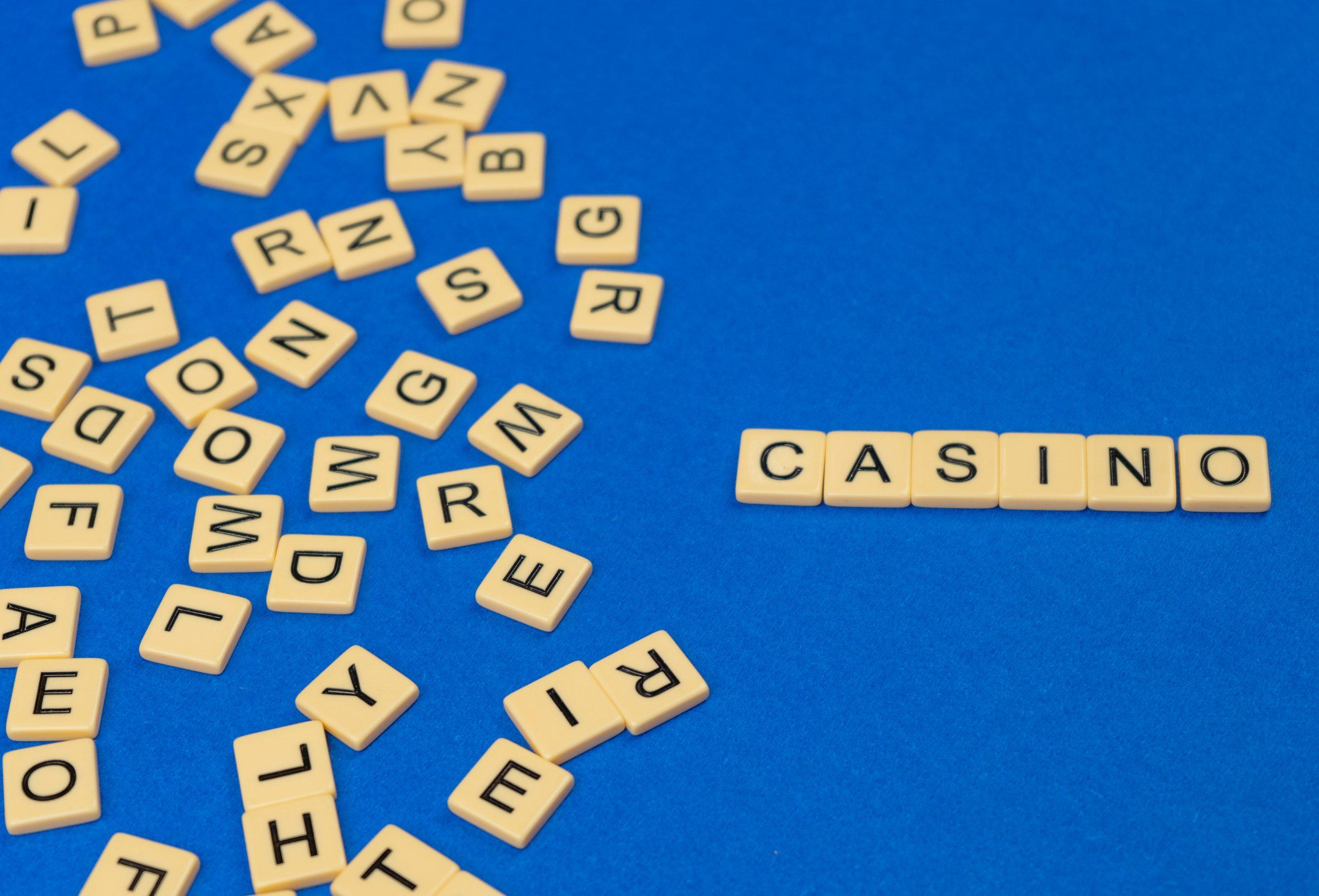 Casino in Word