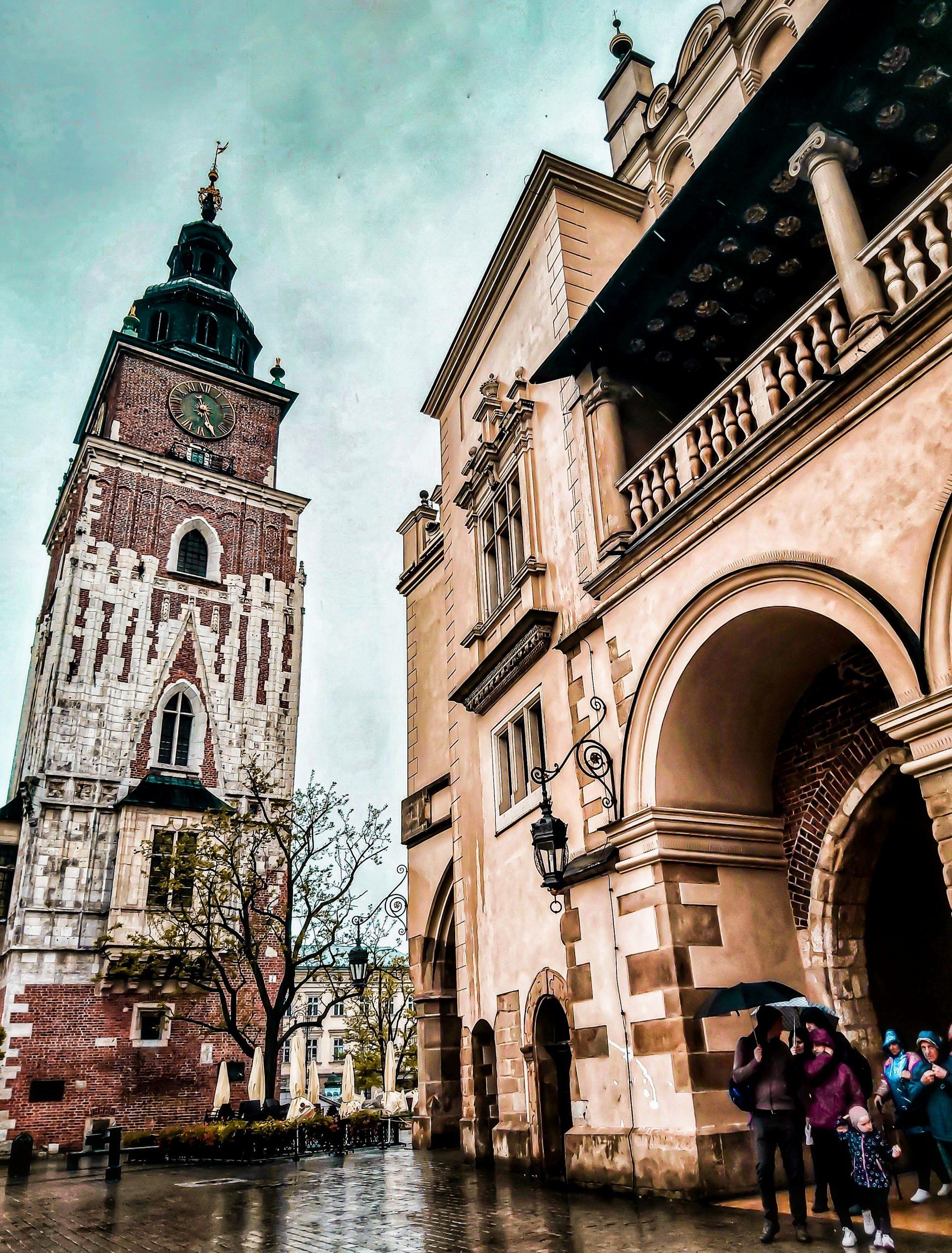 Castle Kingdom of Krakow, Poland.
