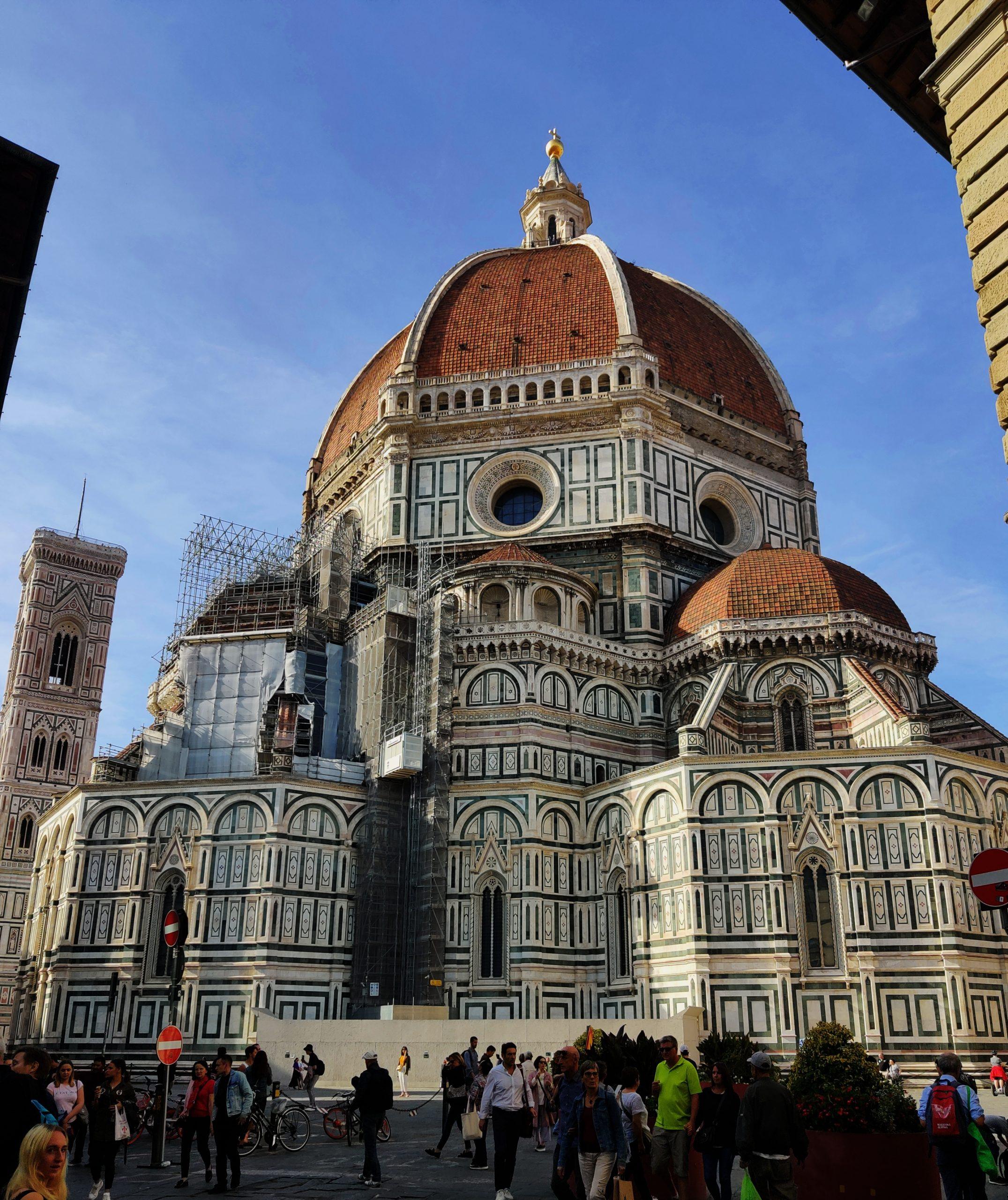Cathedral of Santa Maria del Fiore, Italy.