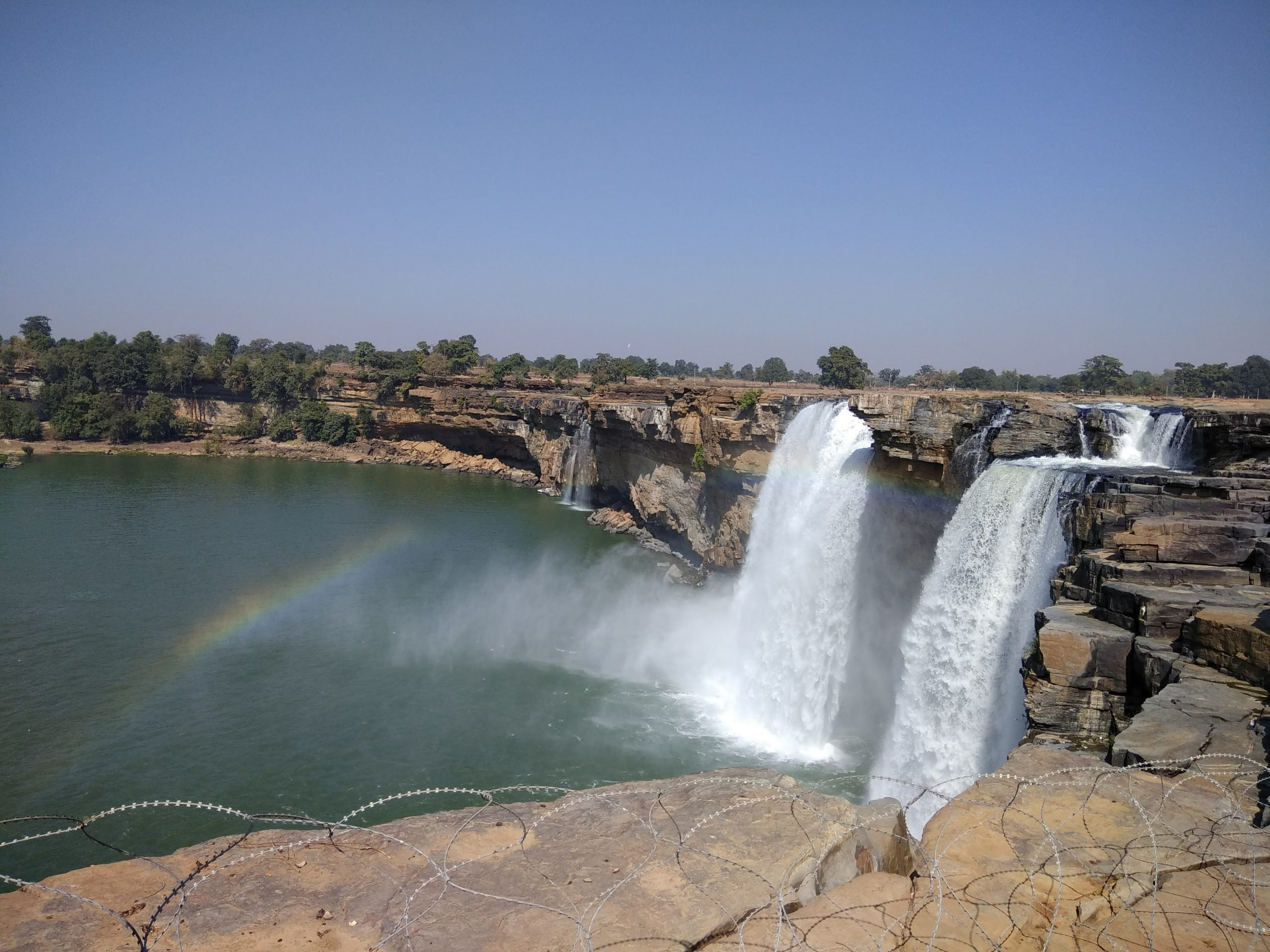Chitrakote Waterfalls of Jagdalpur