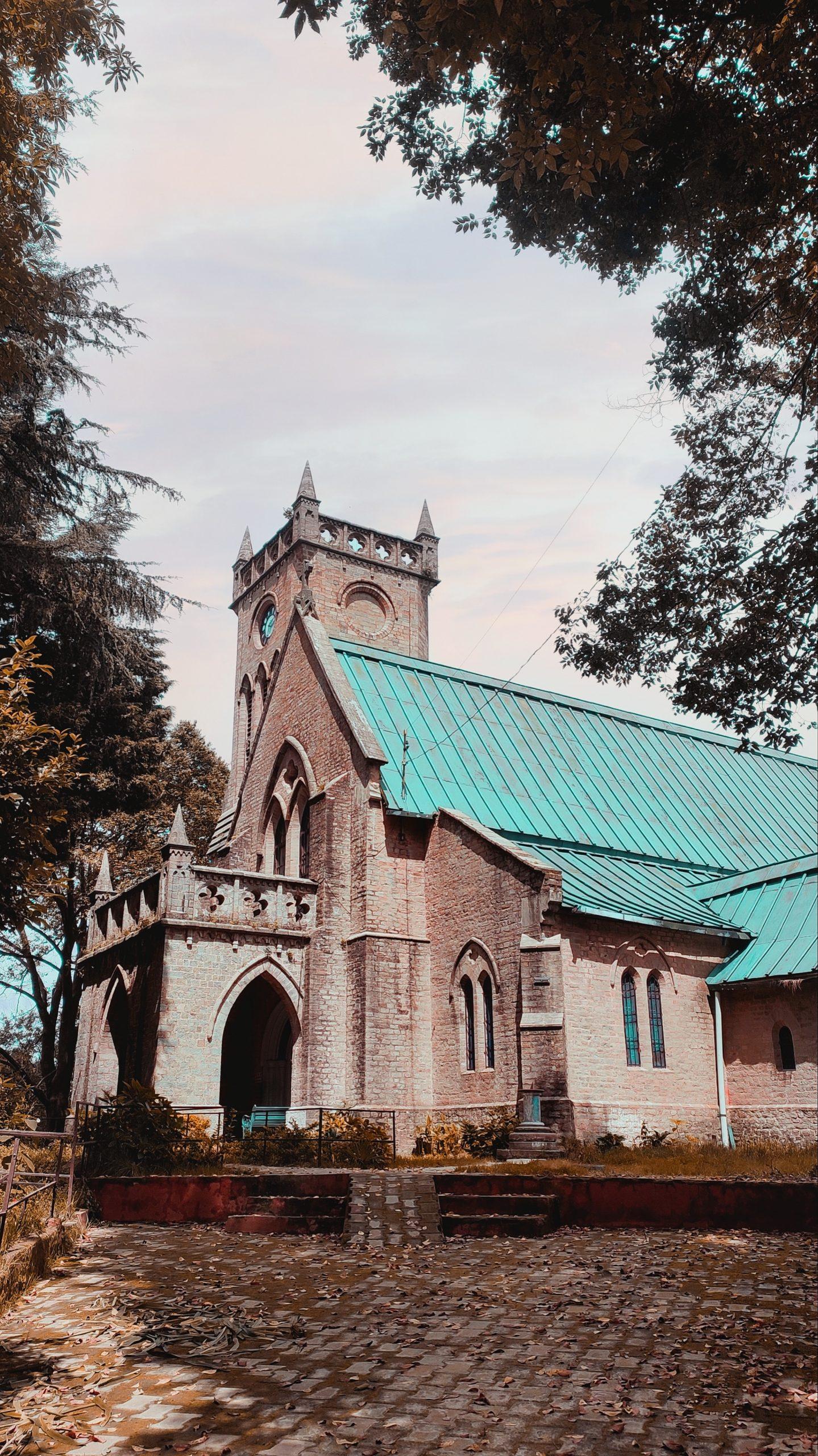 Christ Church Kasauli, India
