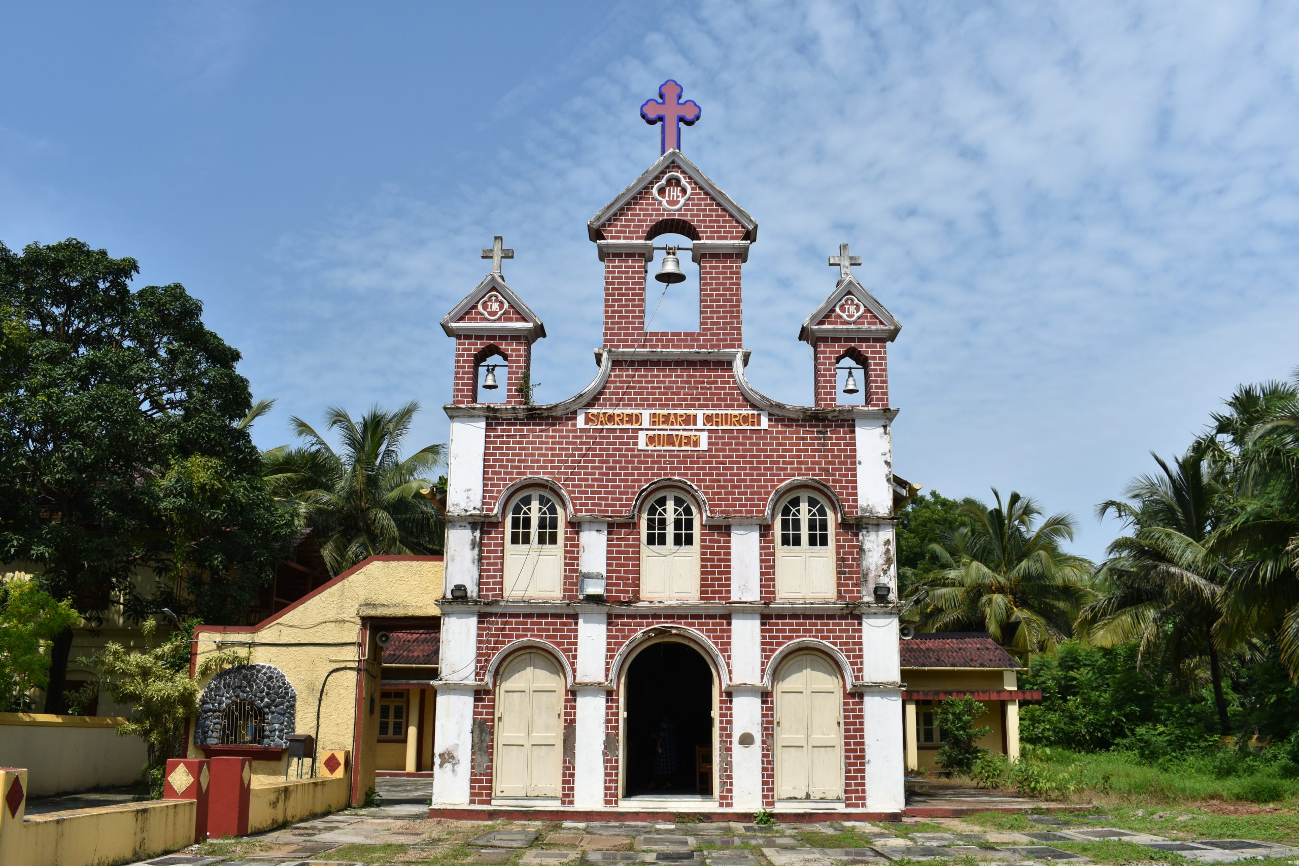 Church Facade