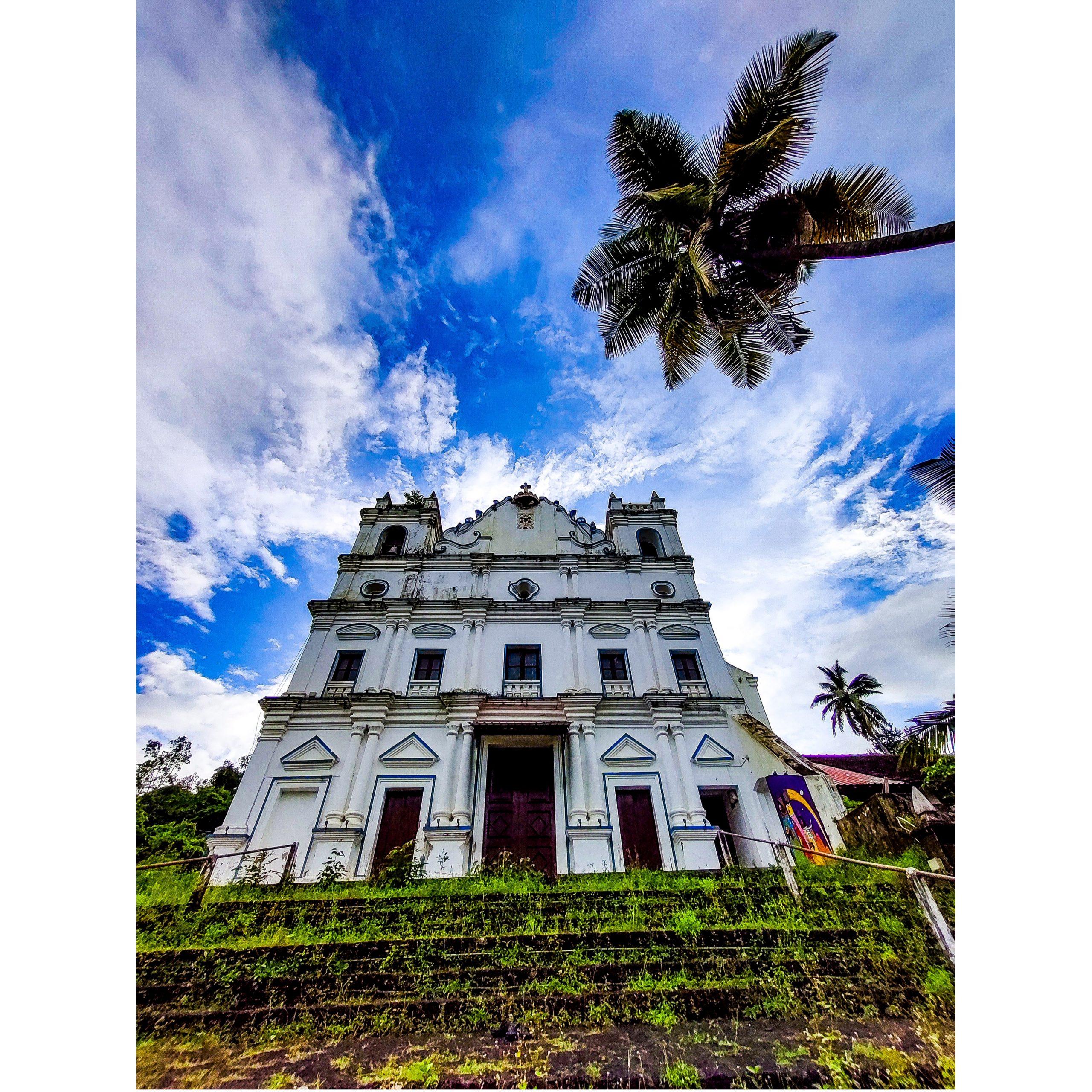 Goa church