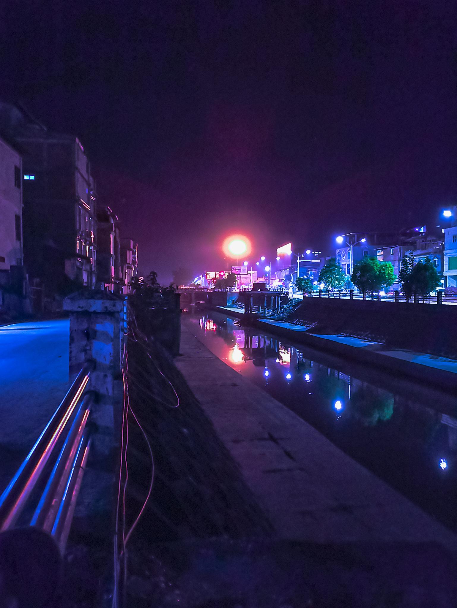 Nightlife view
