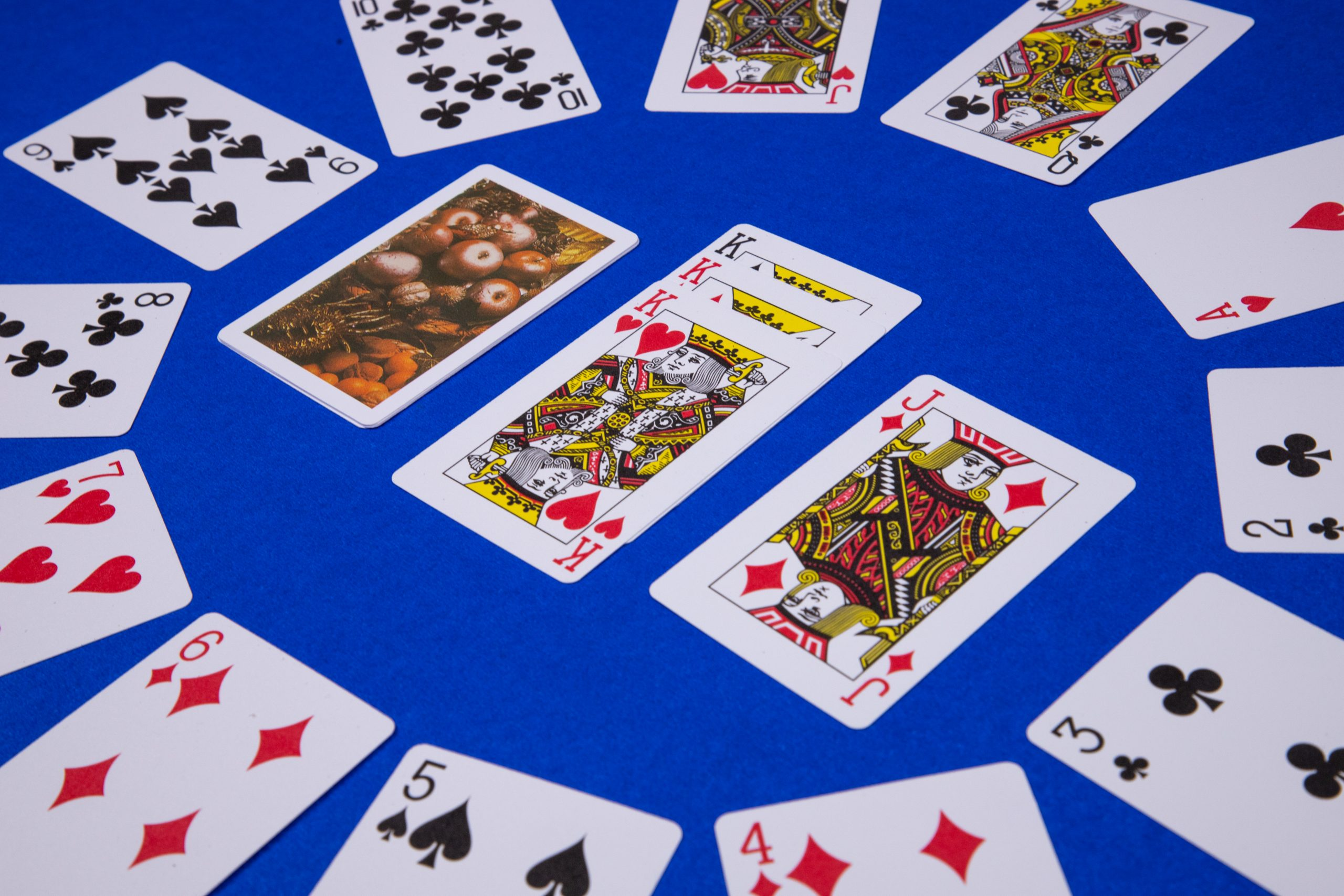 Clock Solitaire Card Game