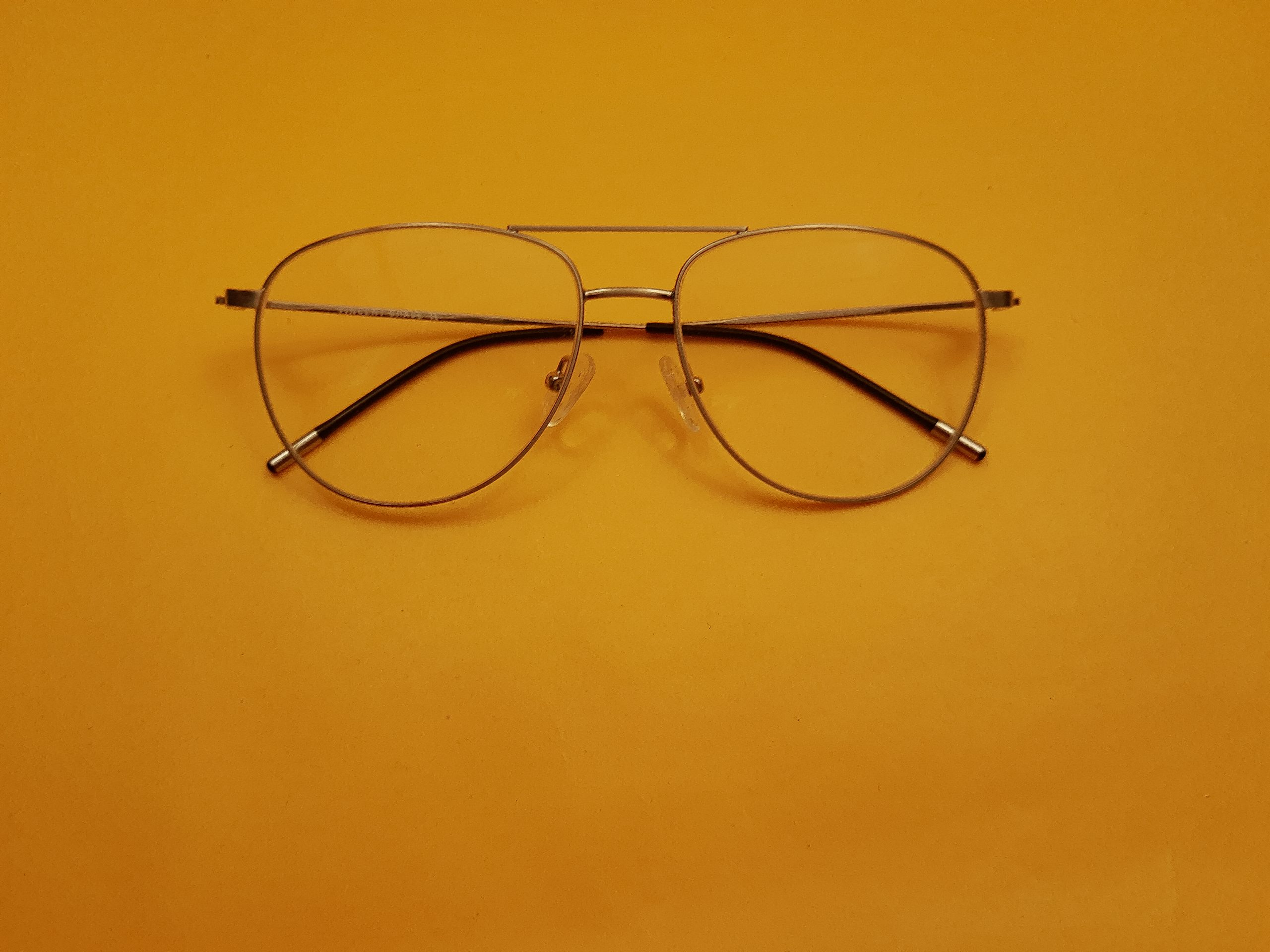 Closer look of a spectacles