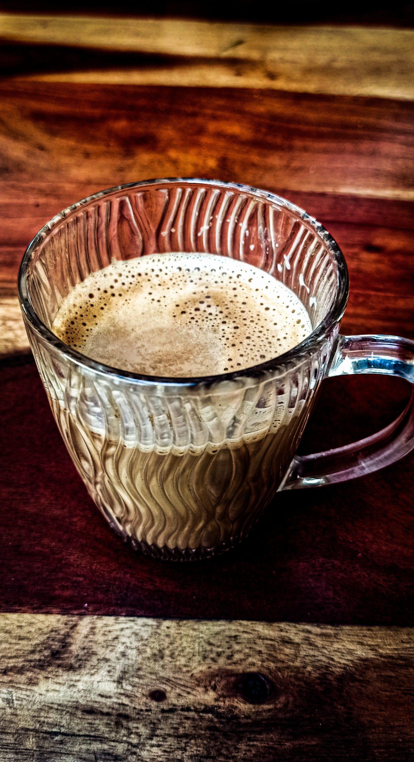 Coffee Close-up Photo