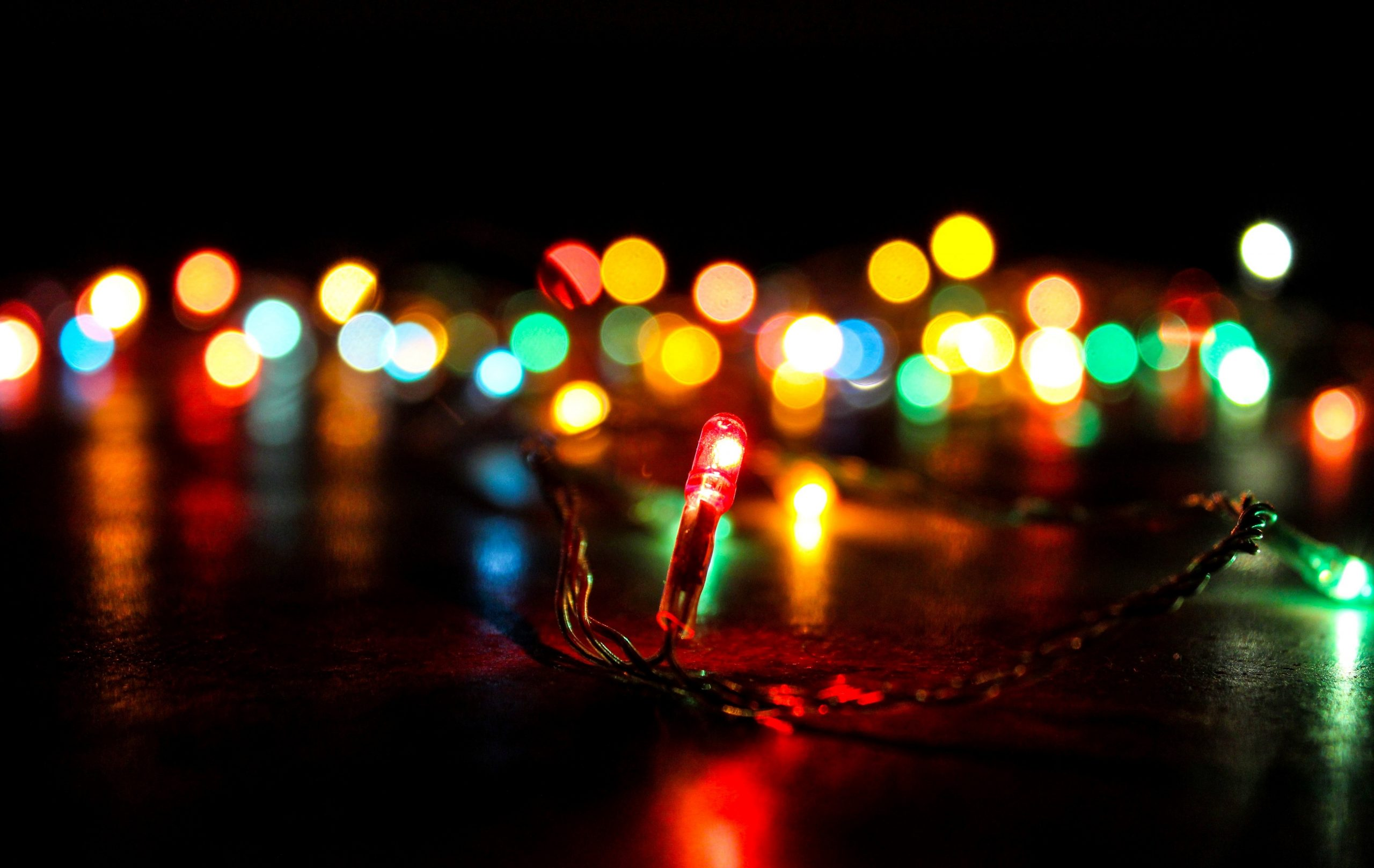 Colorful Light Decoration