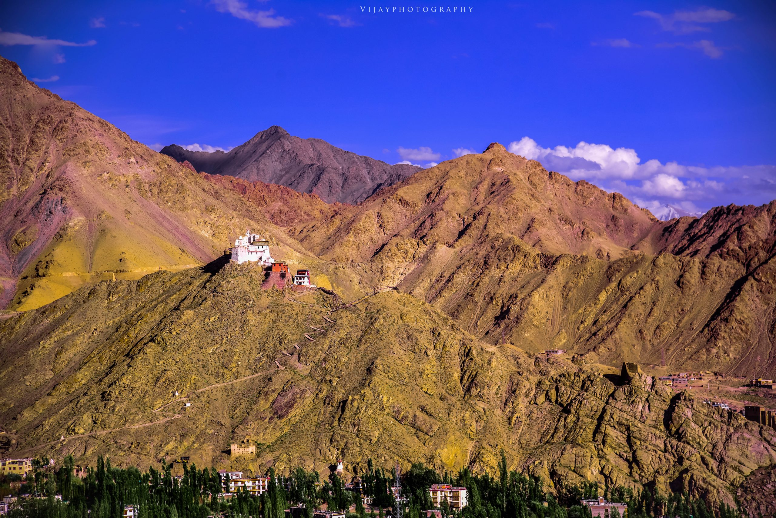 Colorful ladakh