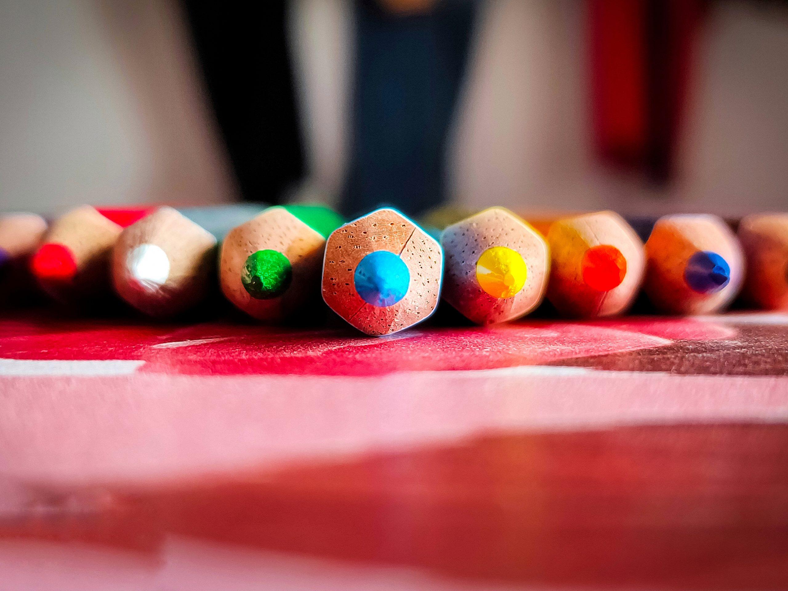 Color Pencil Point