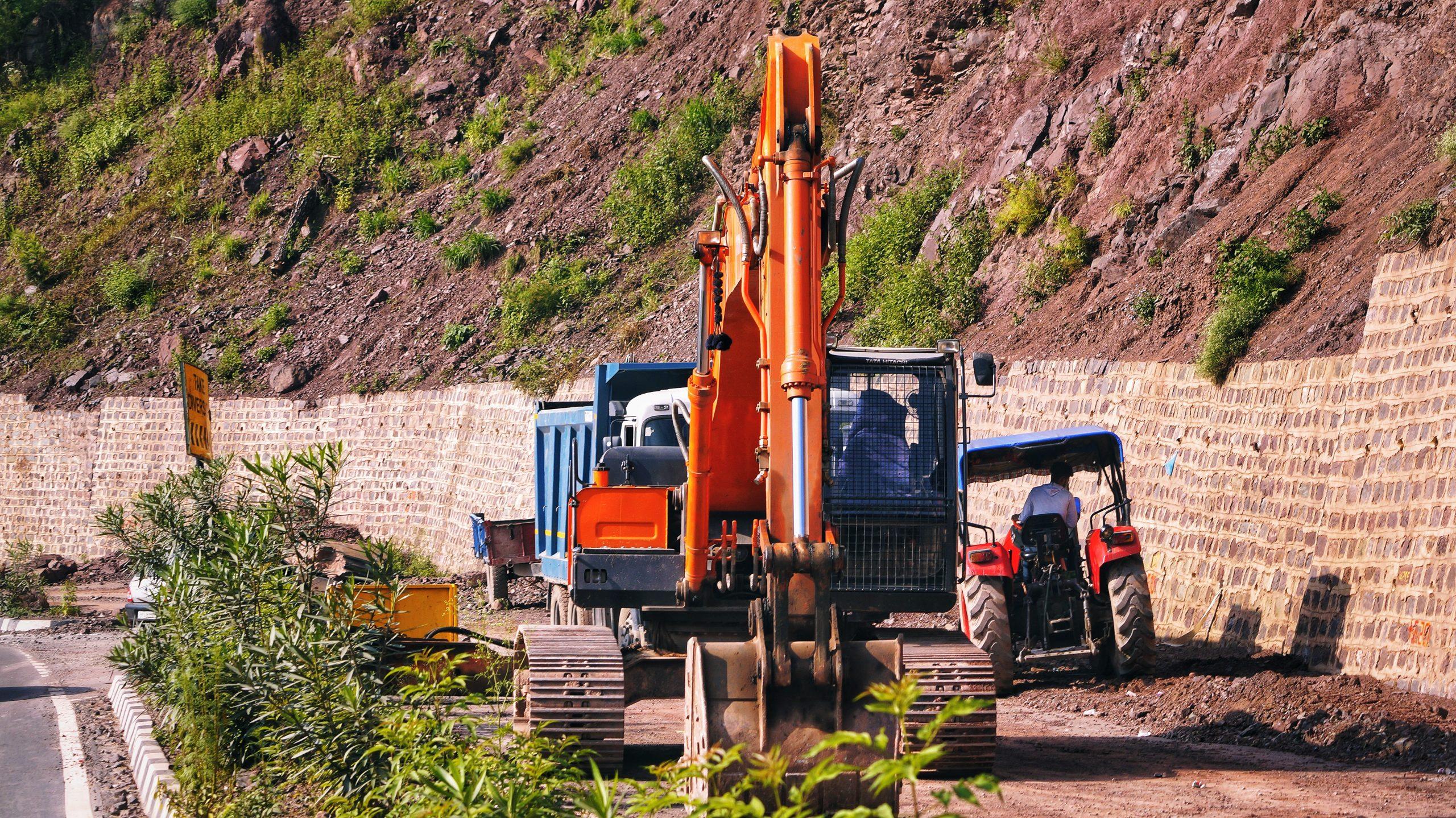 Crane Machine Photo