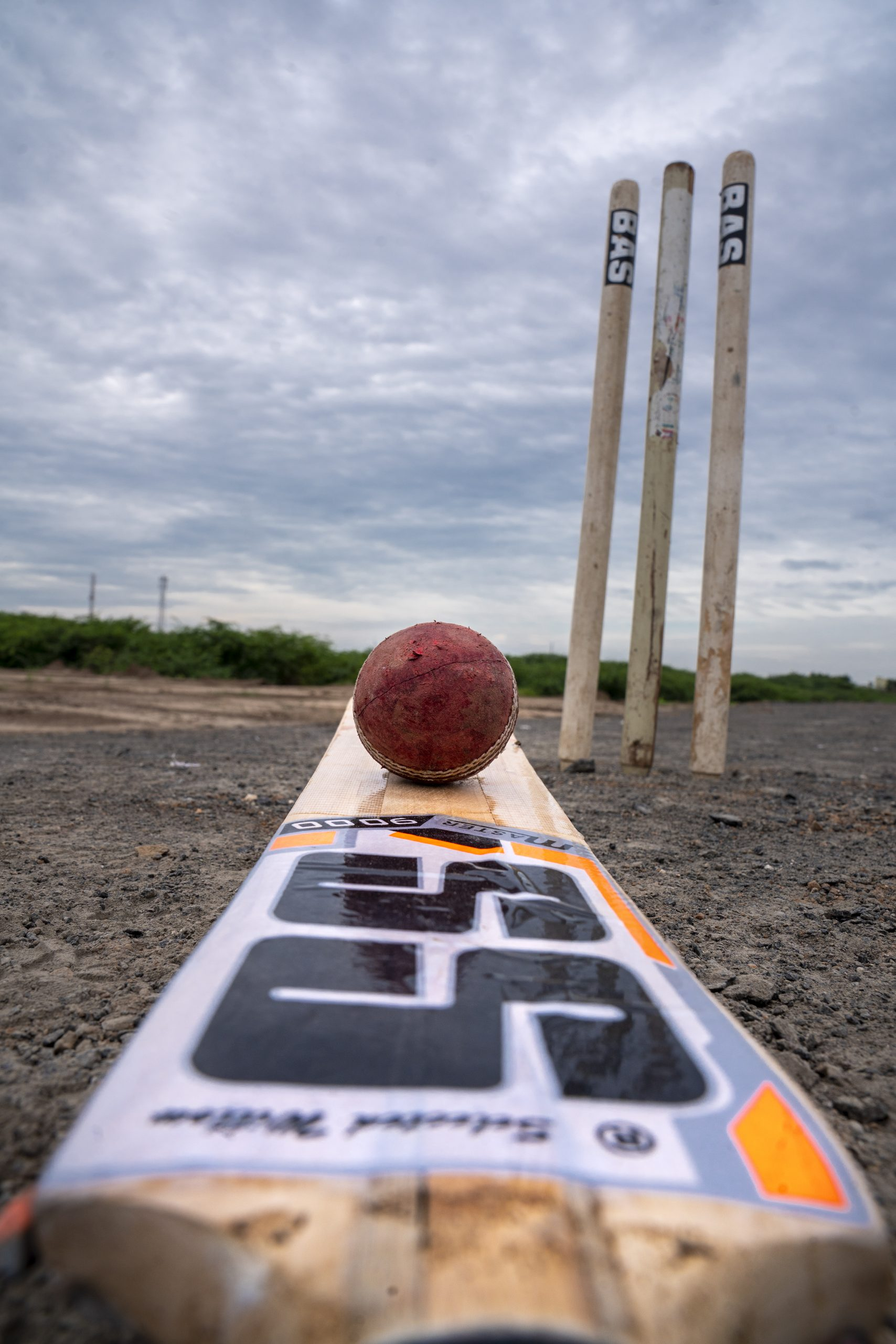 Cricket sports equipment