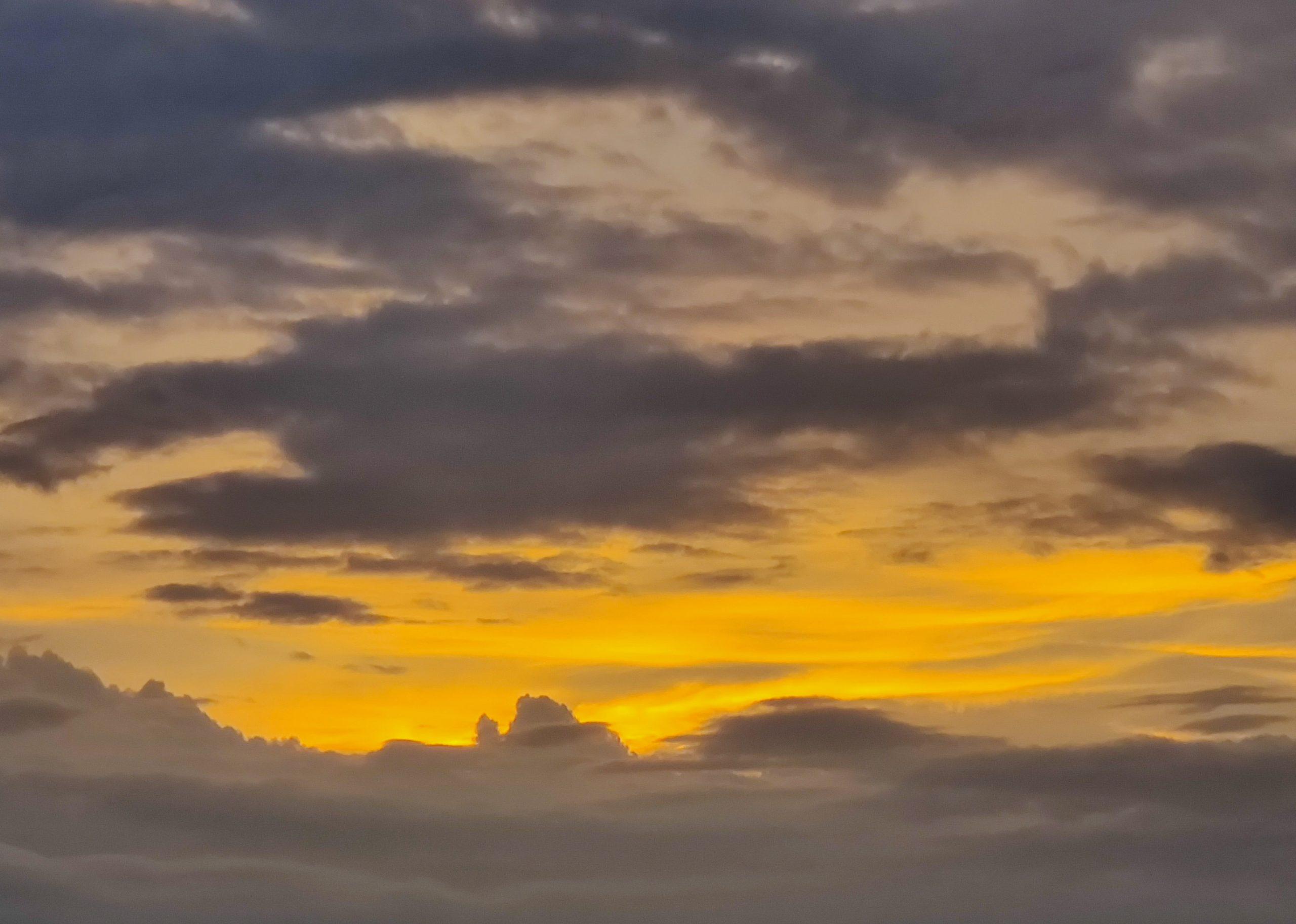 Dark Cloud Sky
