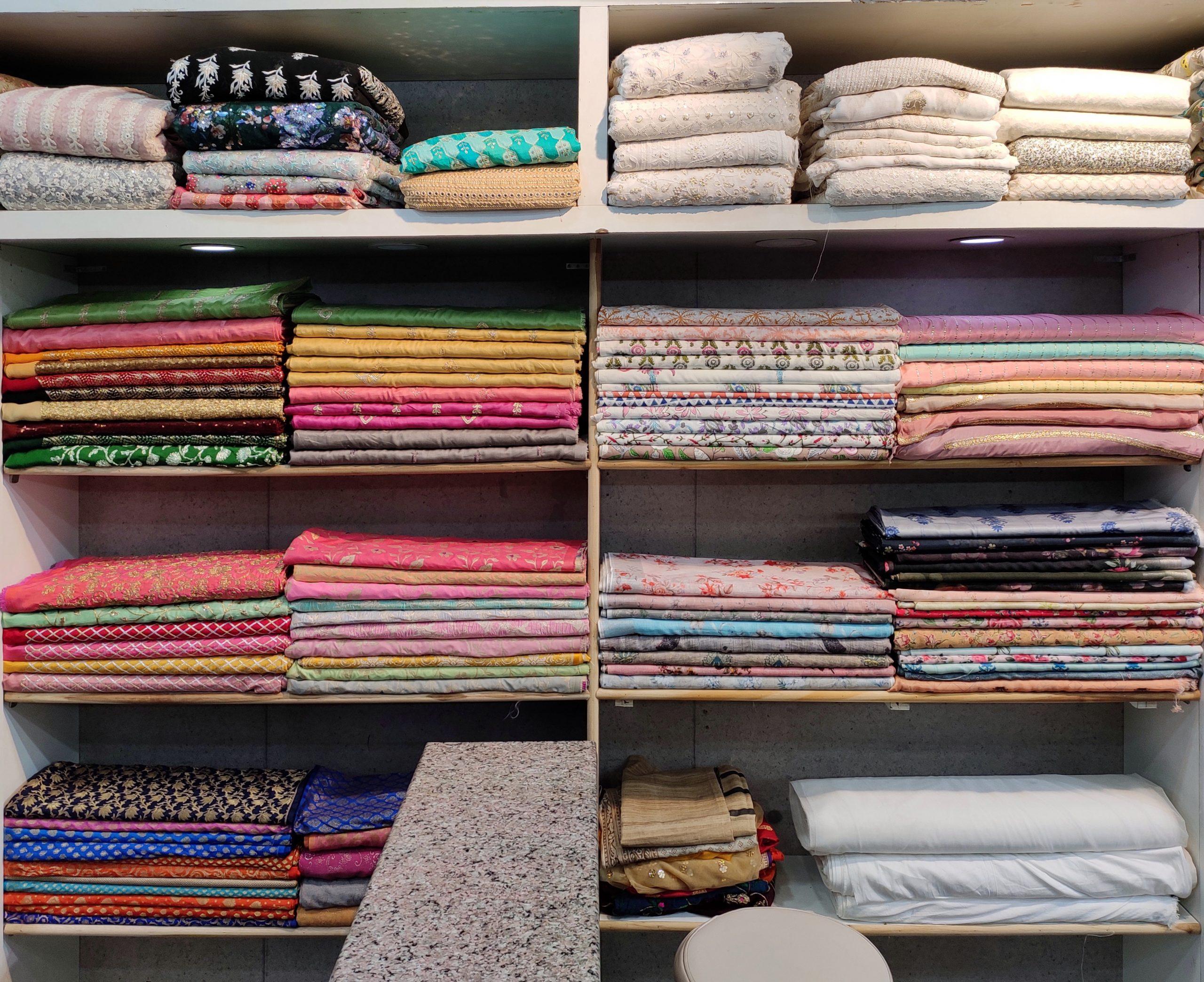 Designer ladies suit cloth