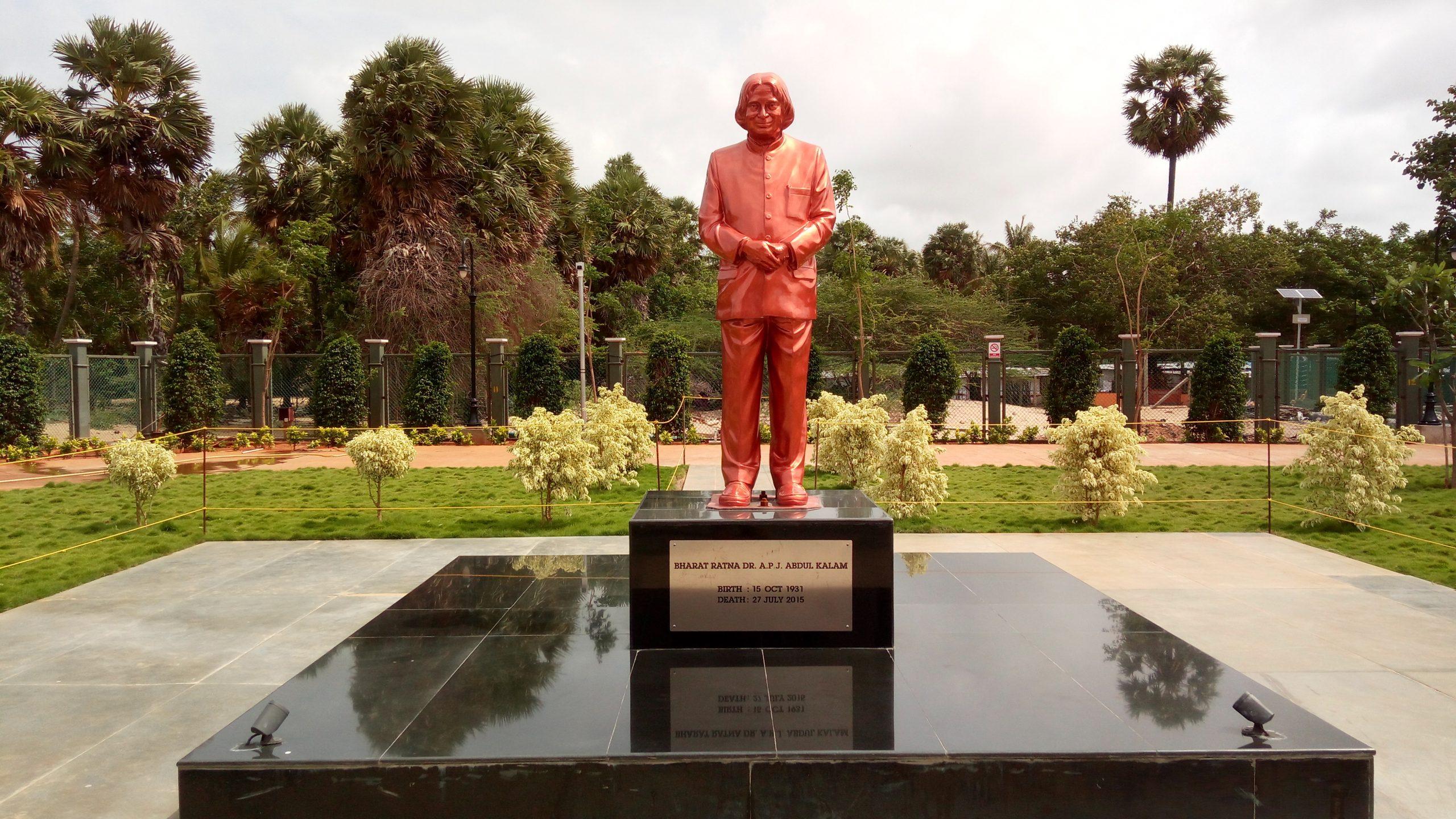 Dr. Abdul Kalam Sir Monument
