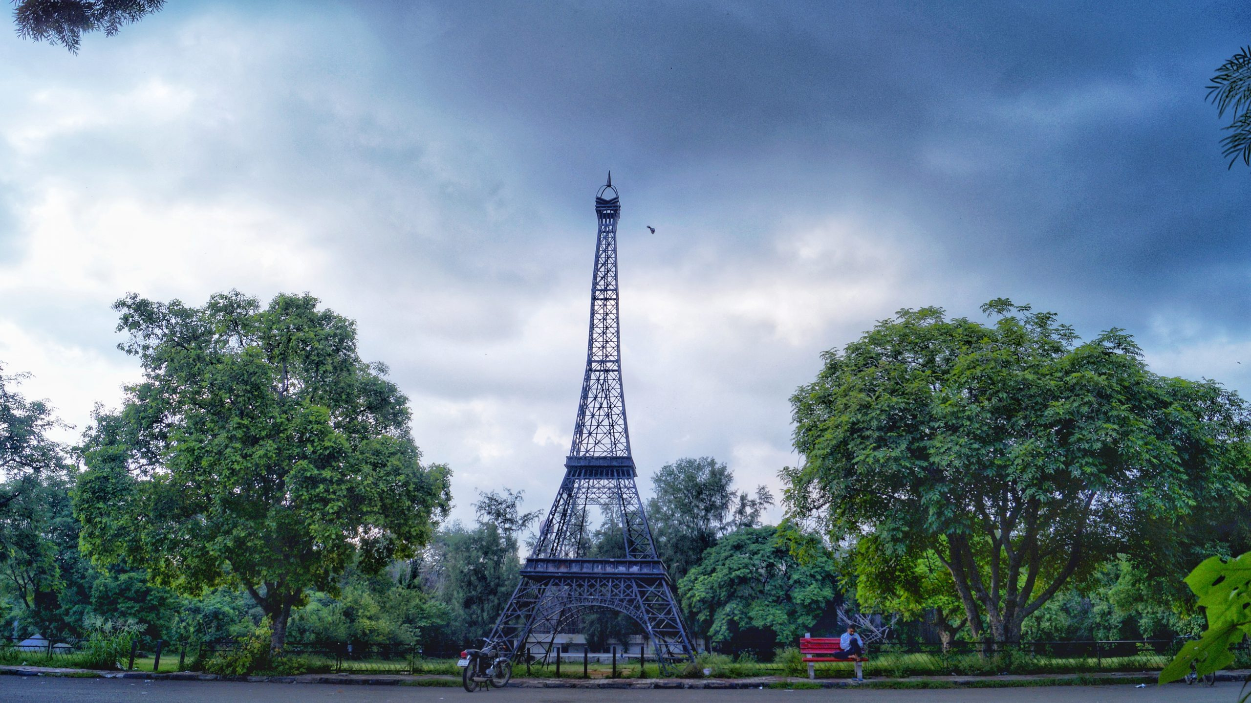 Eiffel Tower of Chandigarh