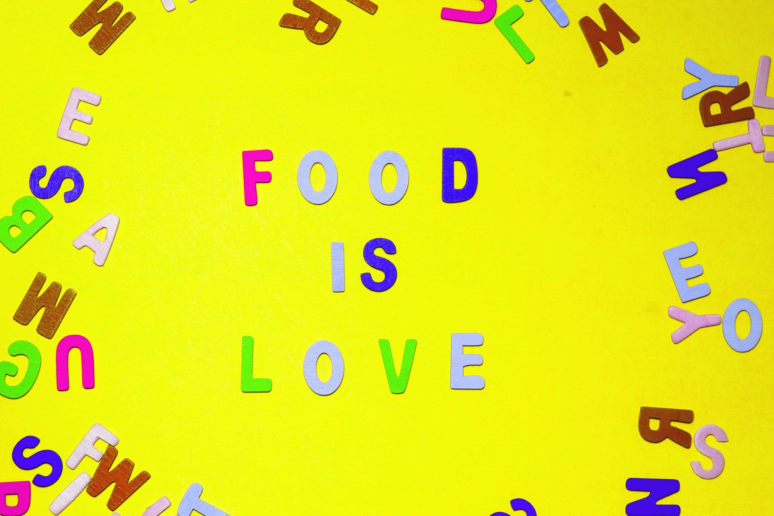 Food is love