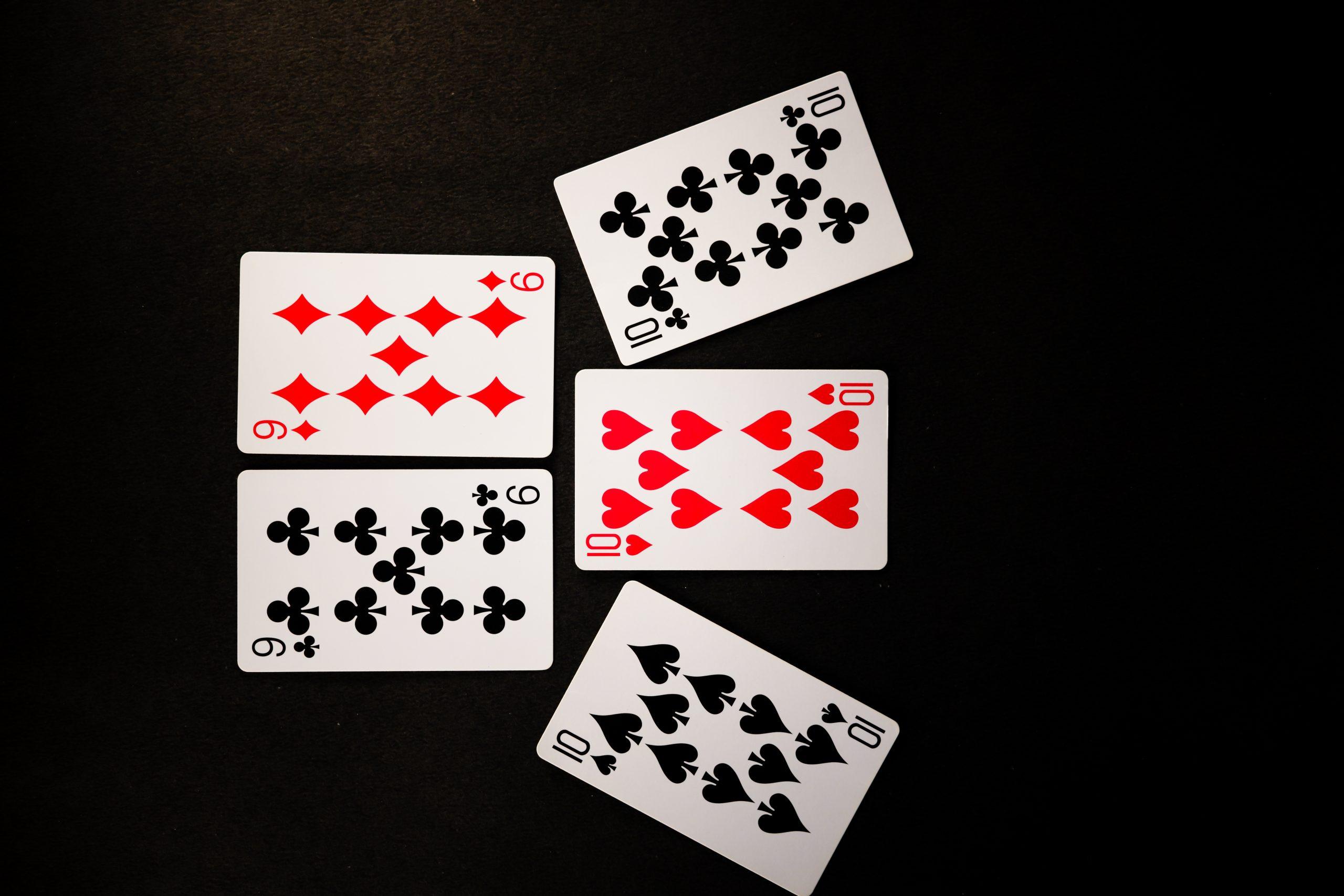 Full House Cards