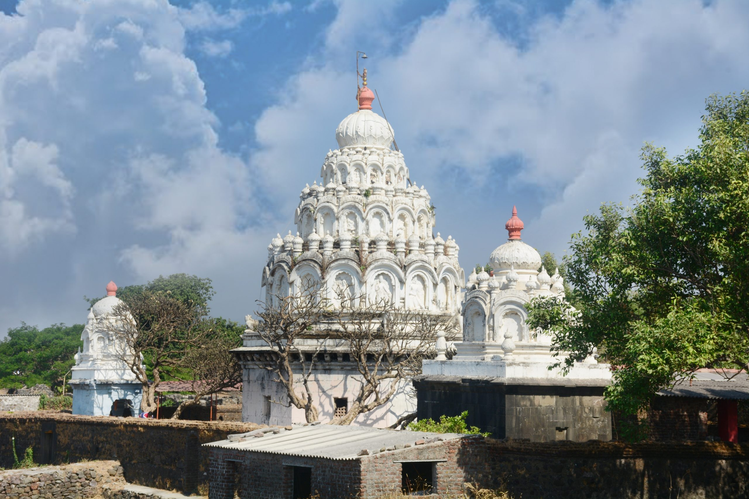 Ganesha Temple Near Kolaba Fort Alibag