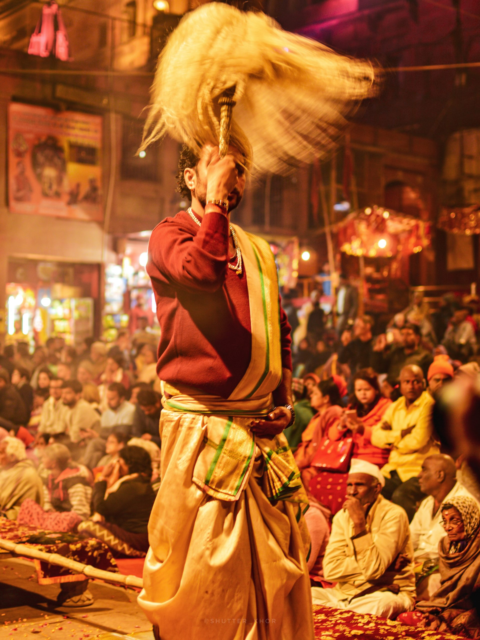 Ganga Arti, Varanasi