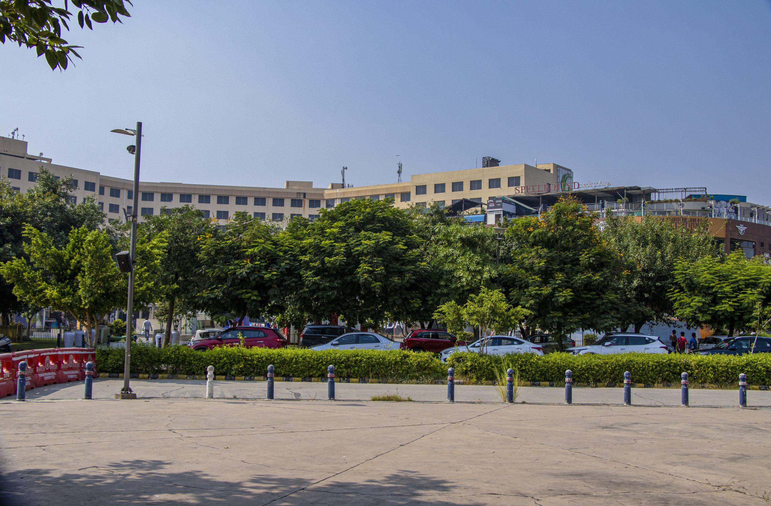 Garden Galleria Mall in Noida