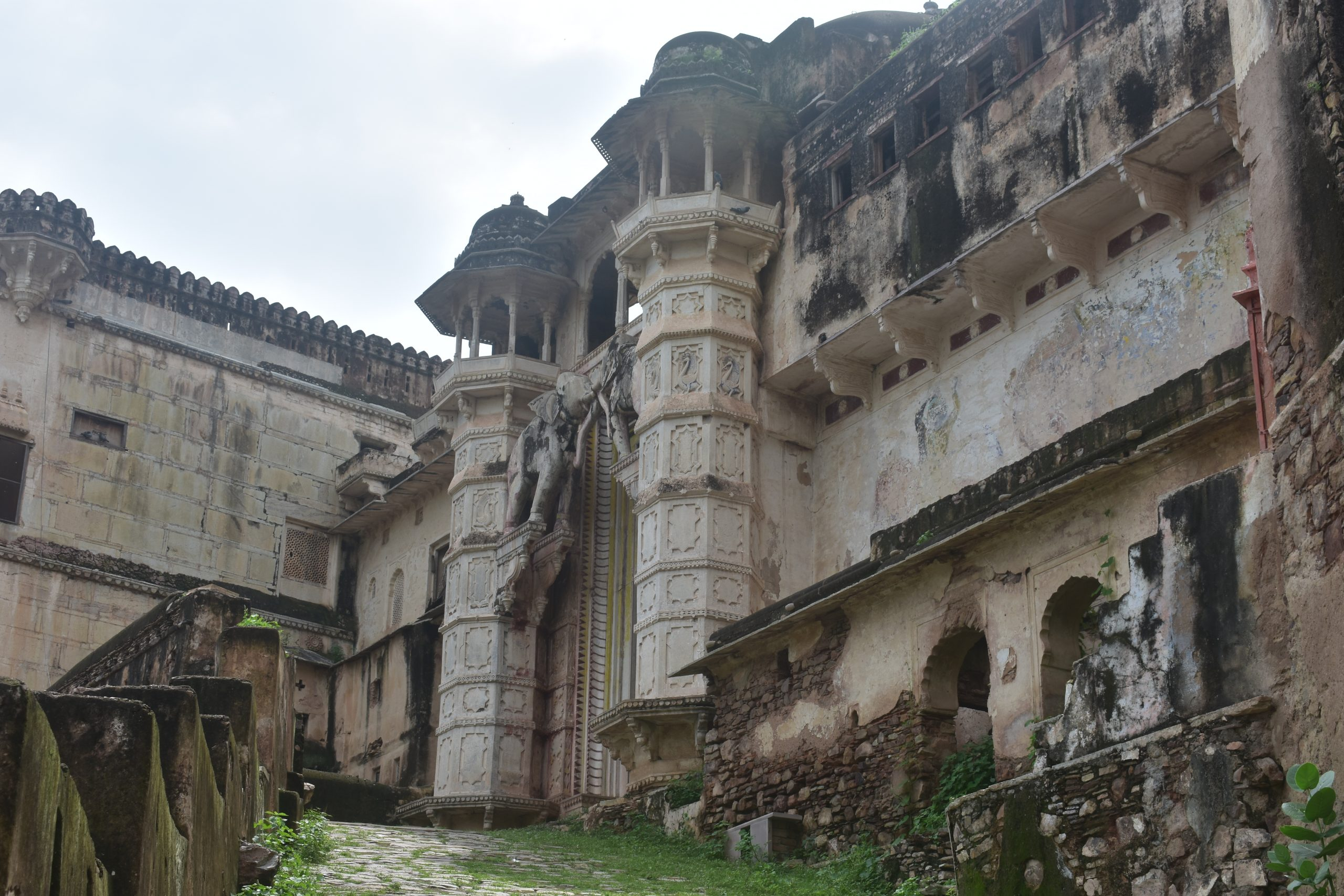 Garh Palace in different view