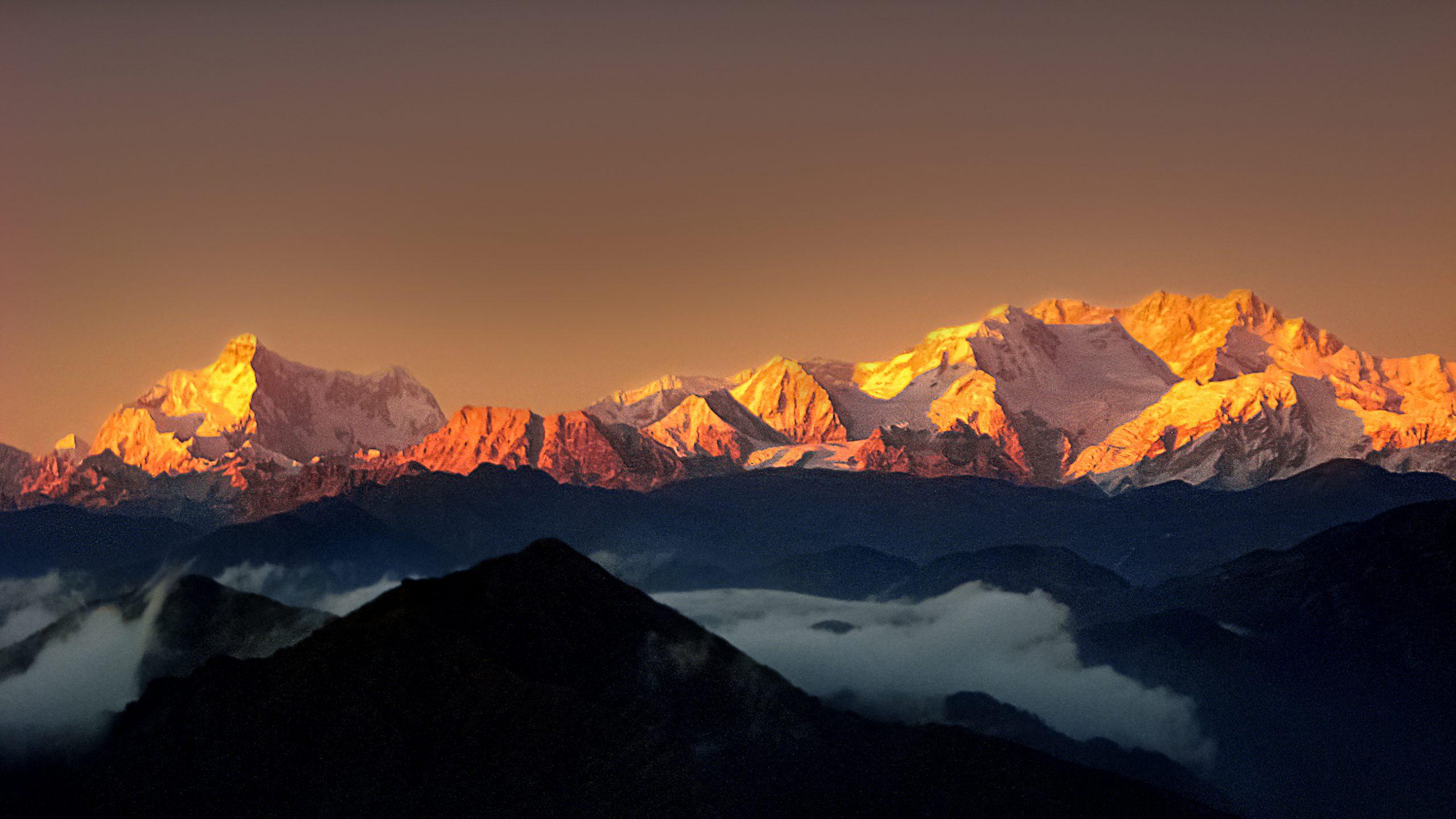 Glaciers of Himalaya