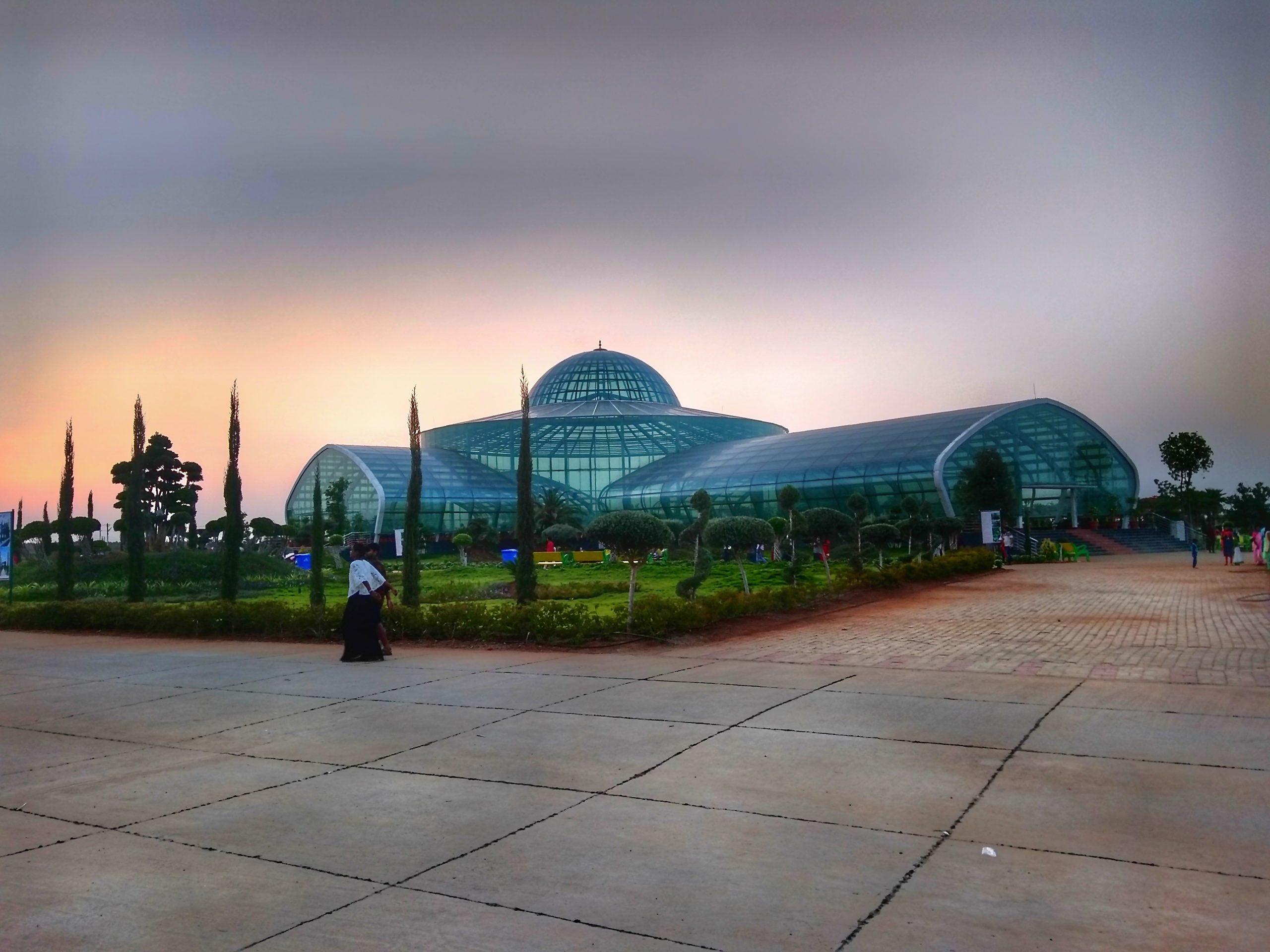 Glass House Garden
